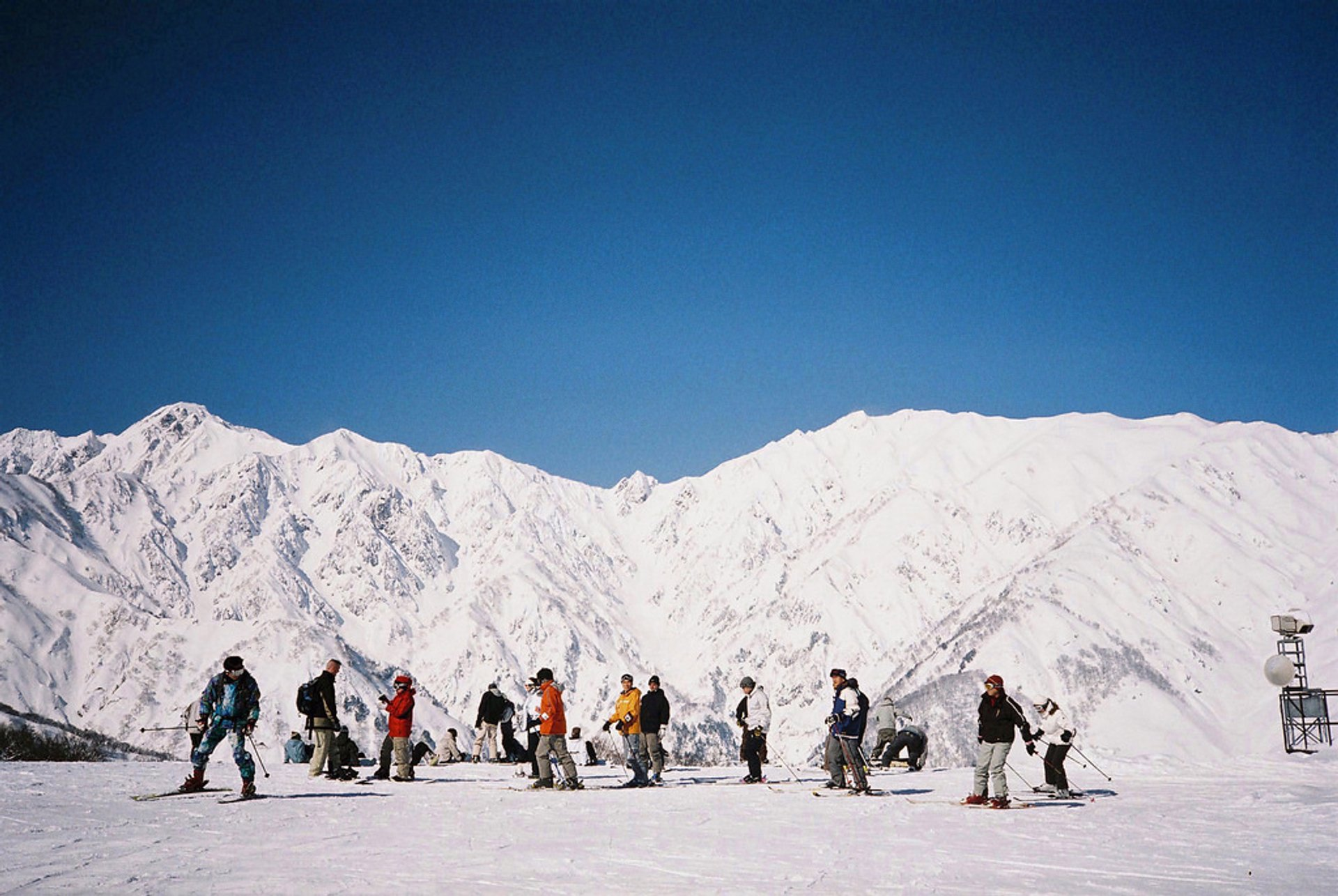 Snowboarding and Skiing in Japan - Best Season