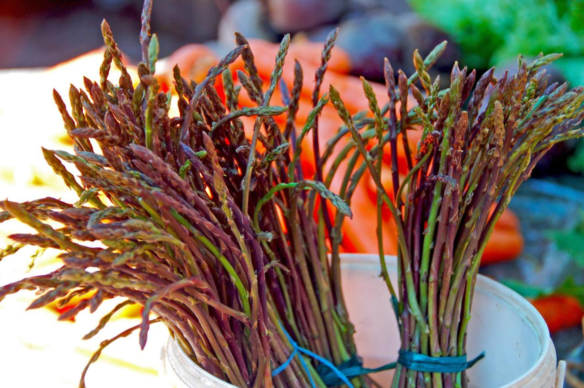Asparagus Season in Croatia 2020 - Best Time