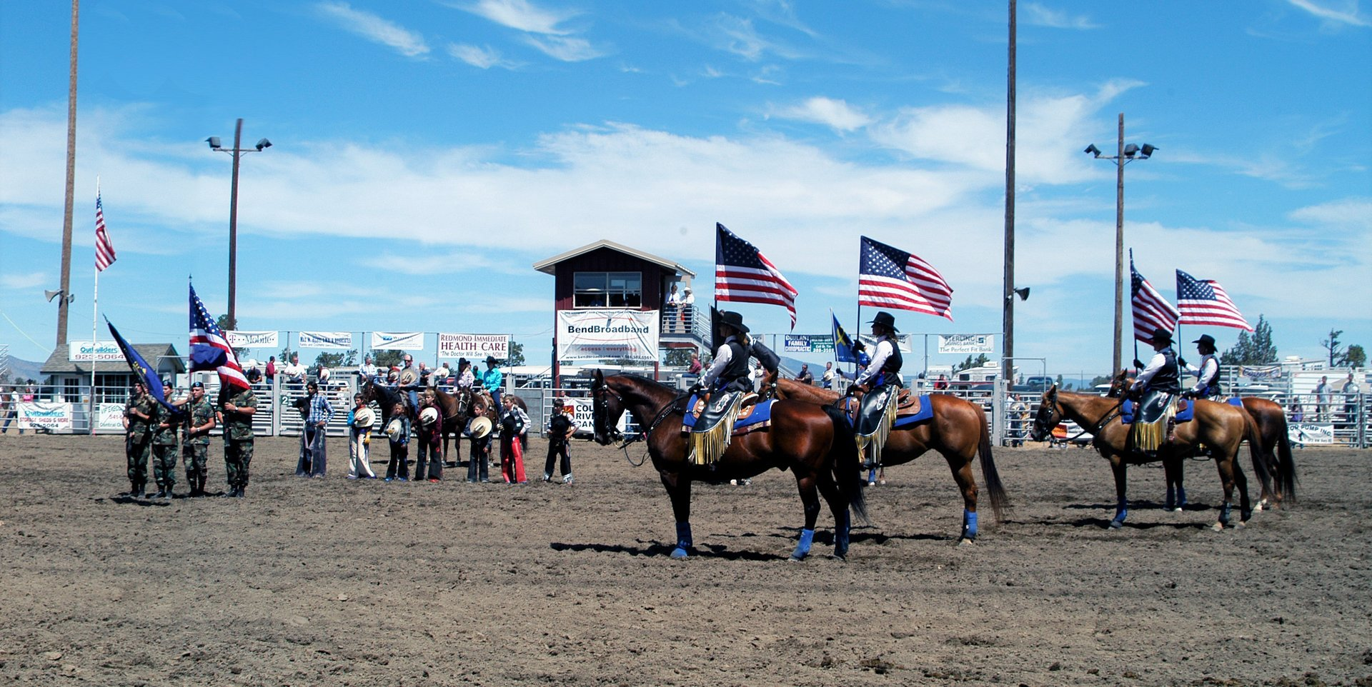 Deschutes County Fair & Rodeo in Oregon - Best Season 2020