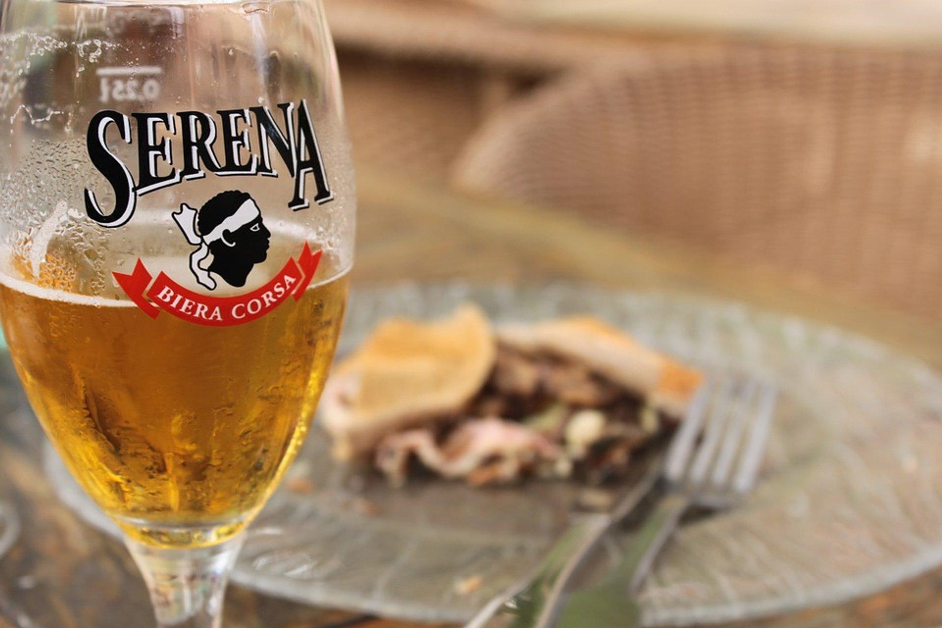 Corsican Chestnut Beer in Corsica 2020 - Best Time