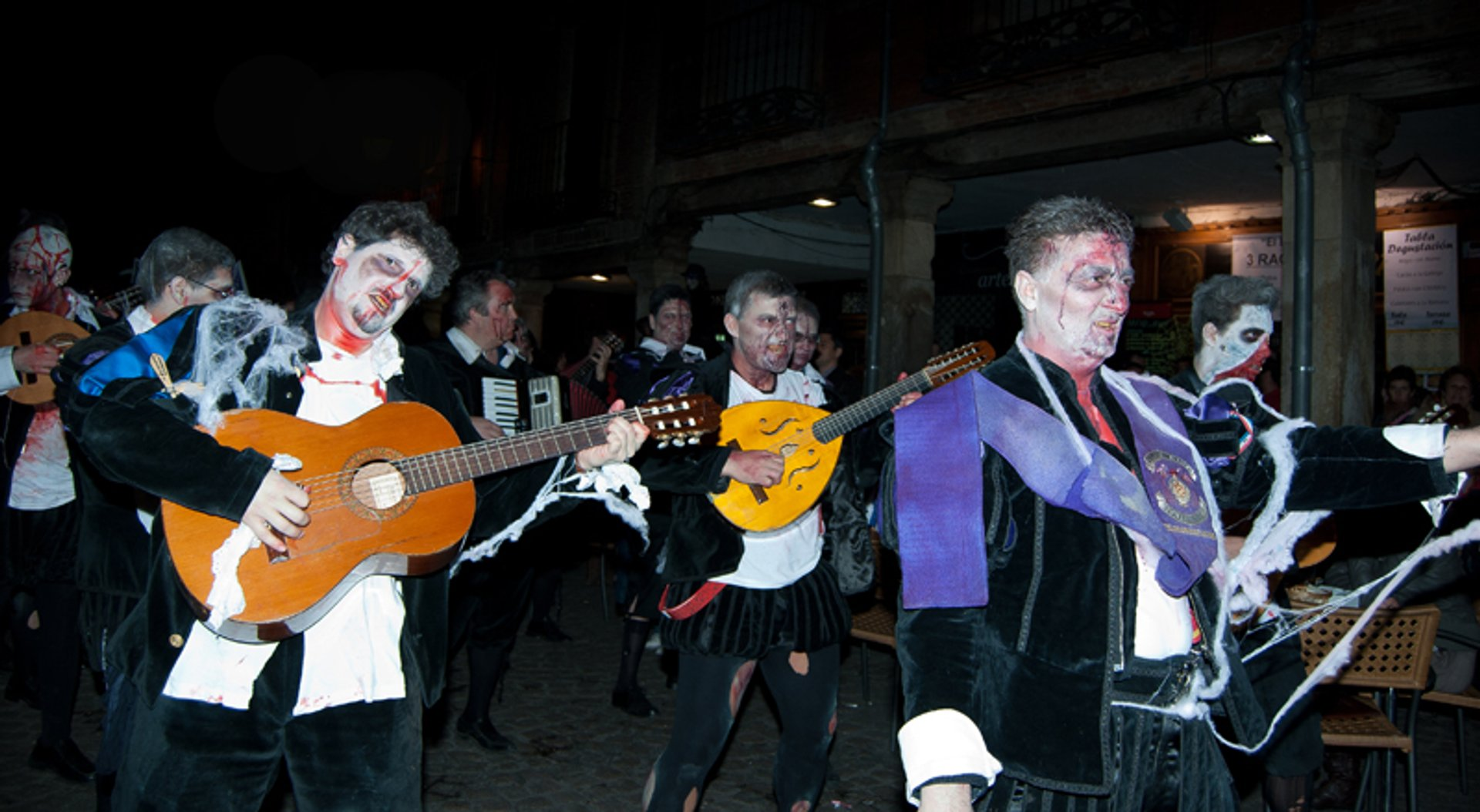 Zombie in Alcalá 2020
