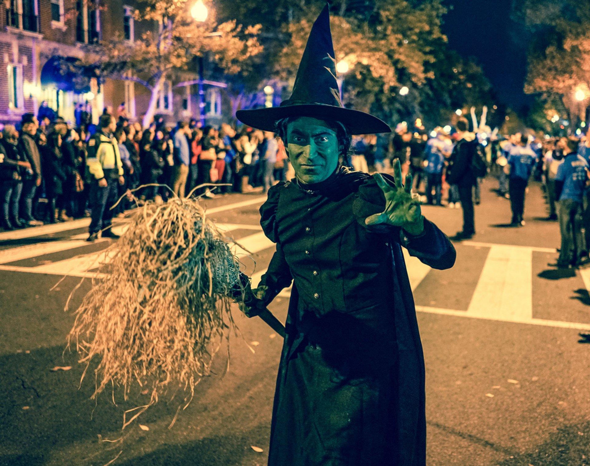 Halloween in Washington, D.C. - Best Season 2019