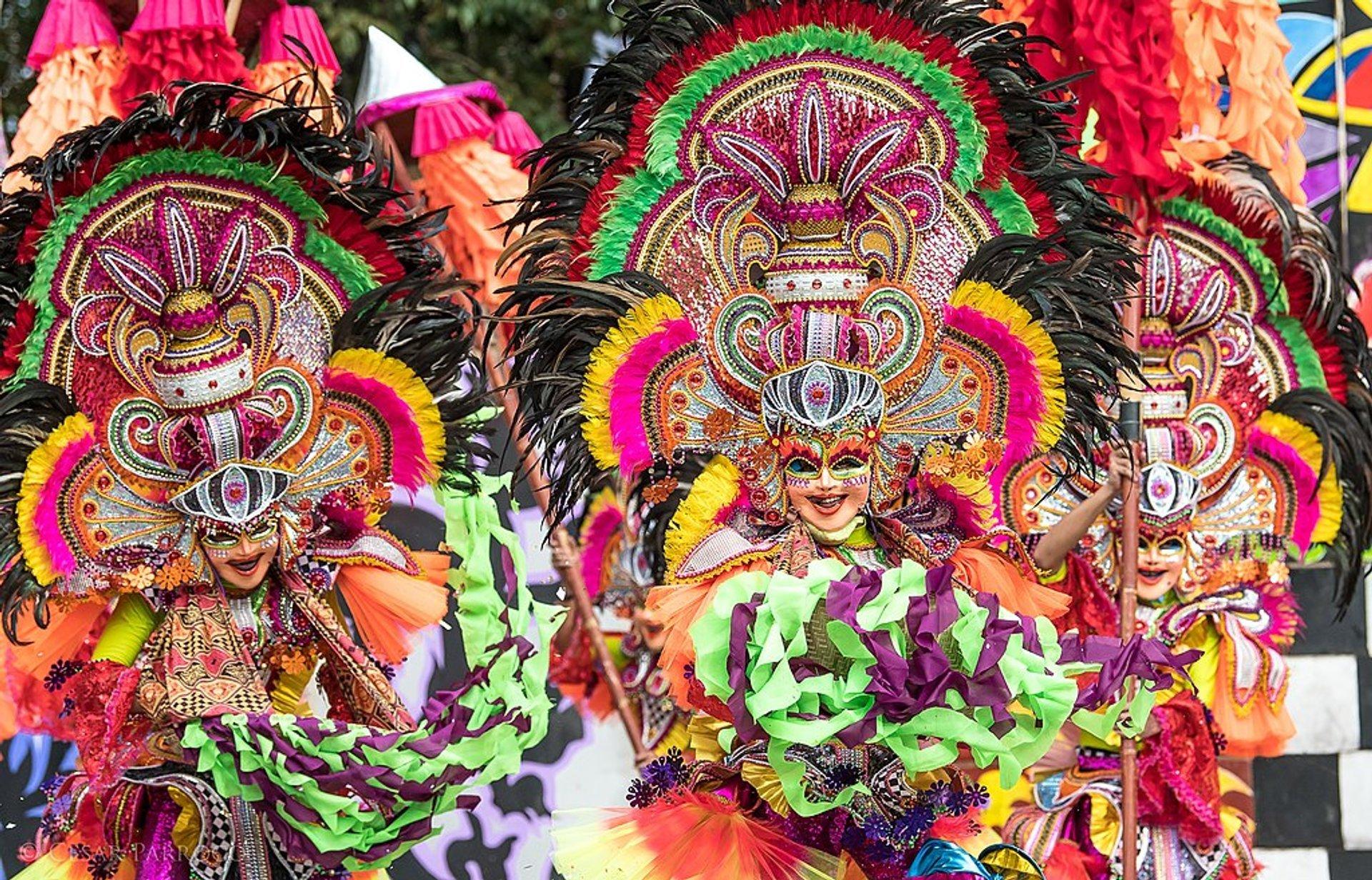 MassKara Festival in Philippines 2020 - Best Time