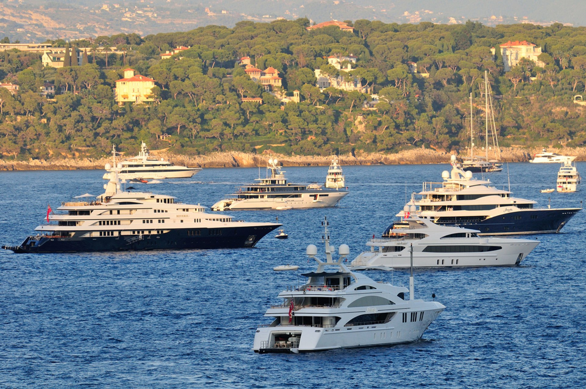 Best time to see Monaco Yacht Show in Monaco 2020