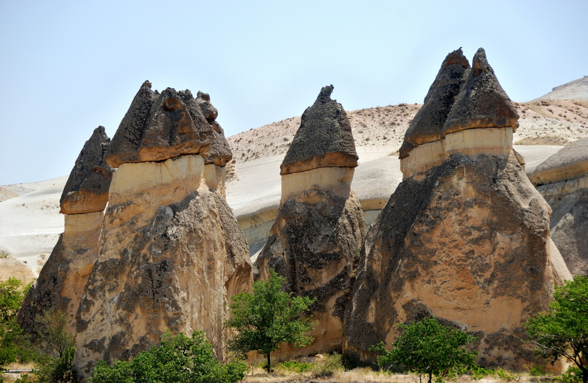 Fairy Chimneys in Cappadocia - Best Time