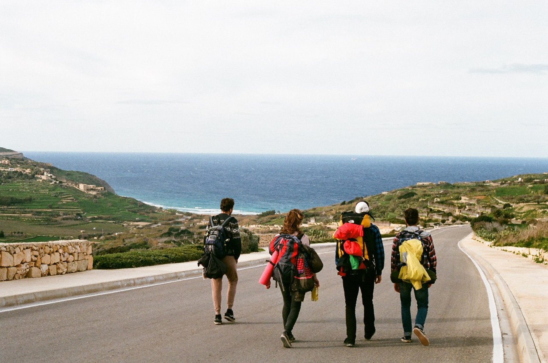 Hiking in Malta in Malta - Best Season 2020