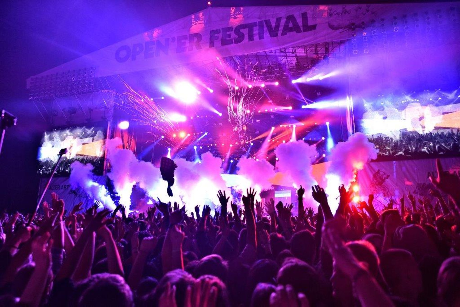 Open'er Festival in Poland 2020 - Best Time