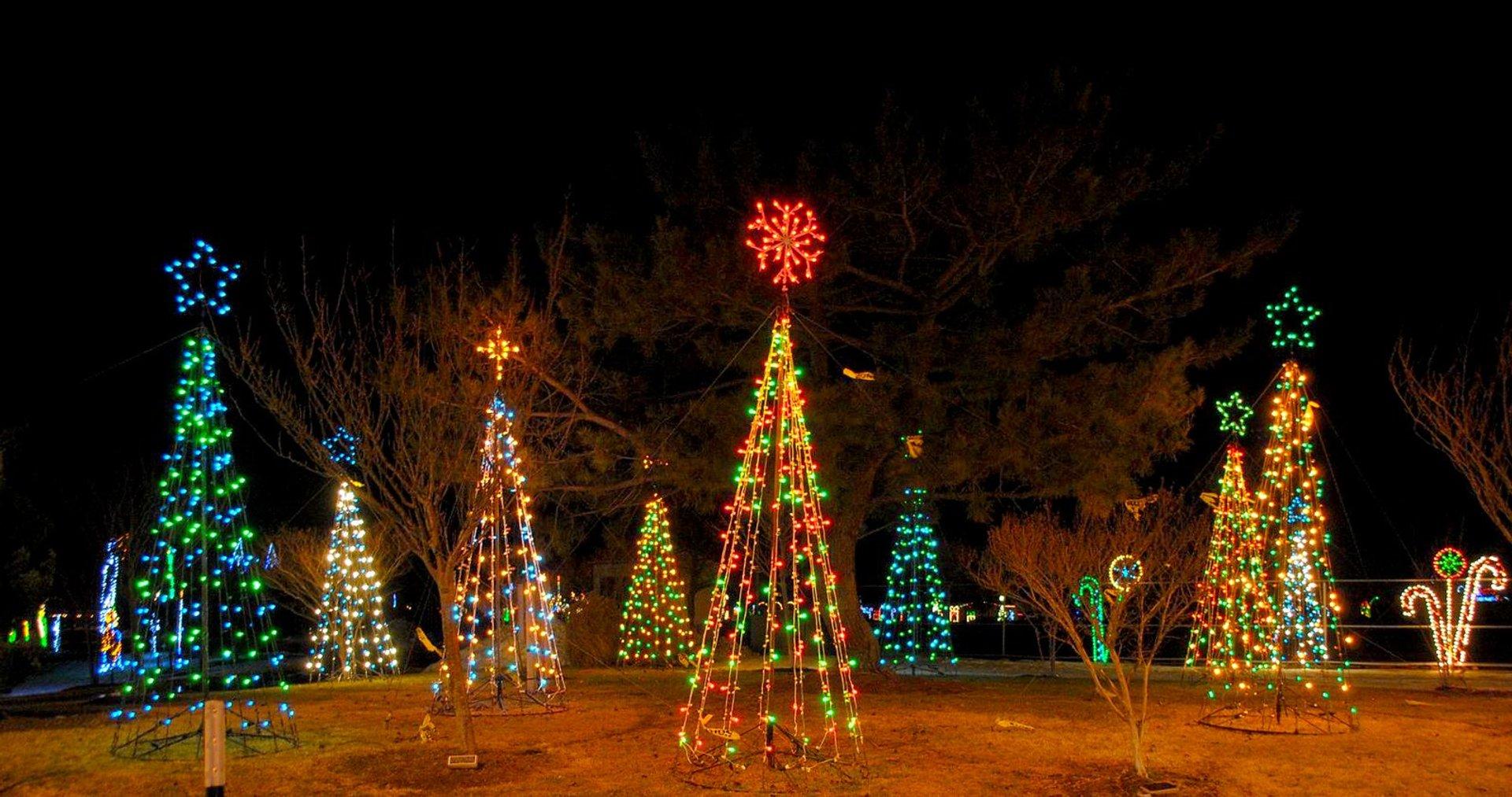 Winterfest of Lights, Ocean City 2020