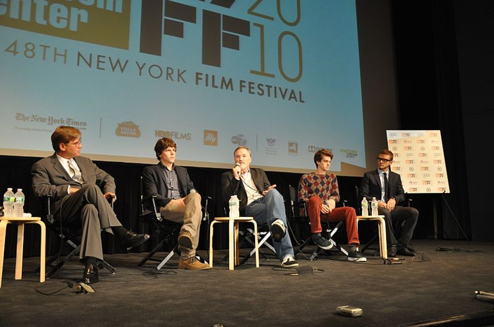 New York Film Festival (NYFF) in New York - Best Season 2020
