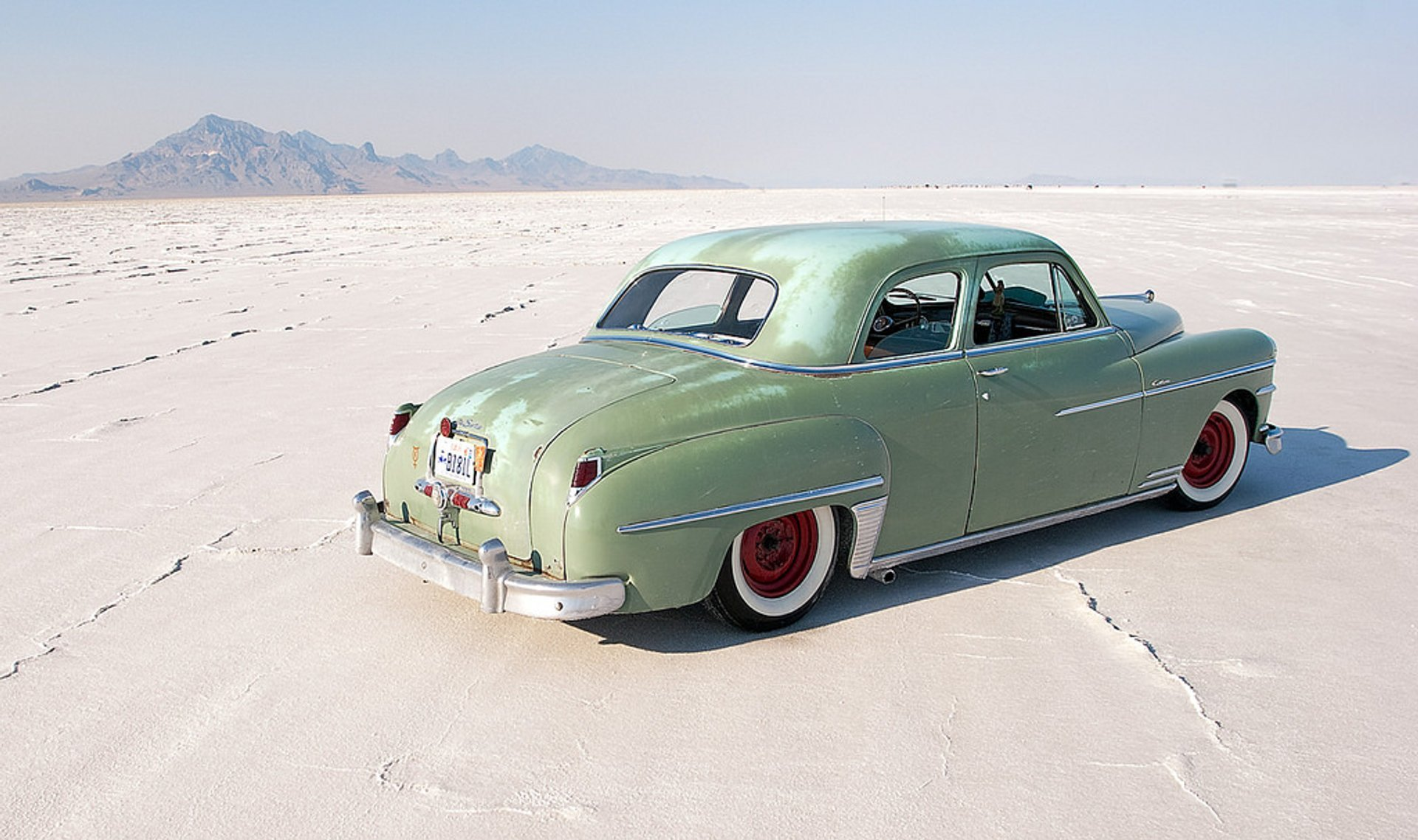 Best time for Bonneville Speed Week in Utah 2020