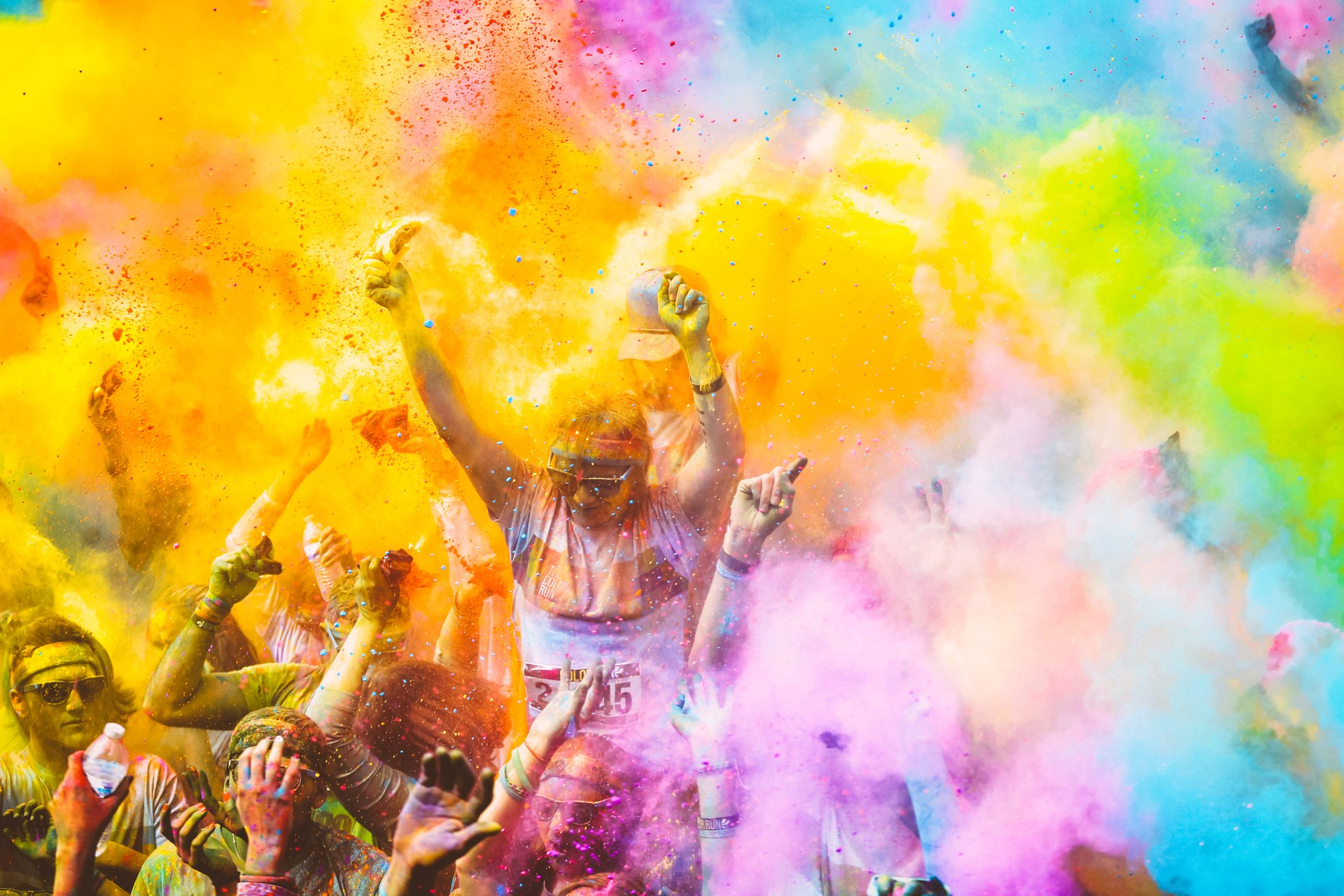 The Color Run in New York 2020 - Best Time