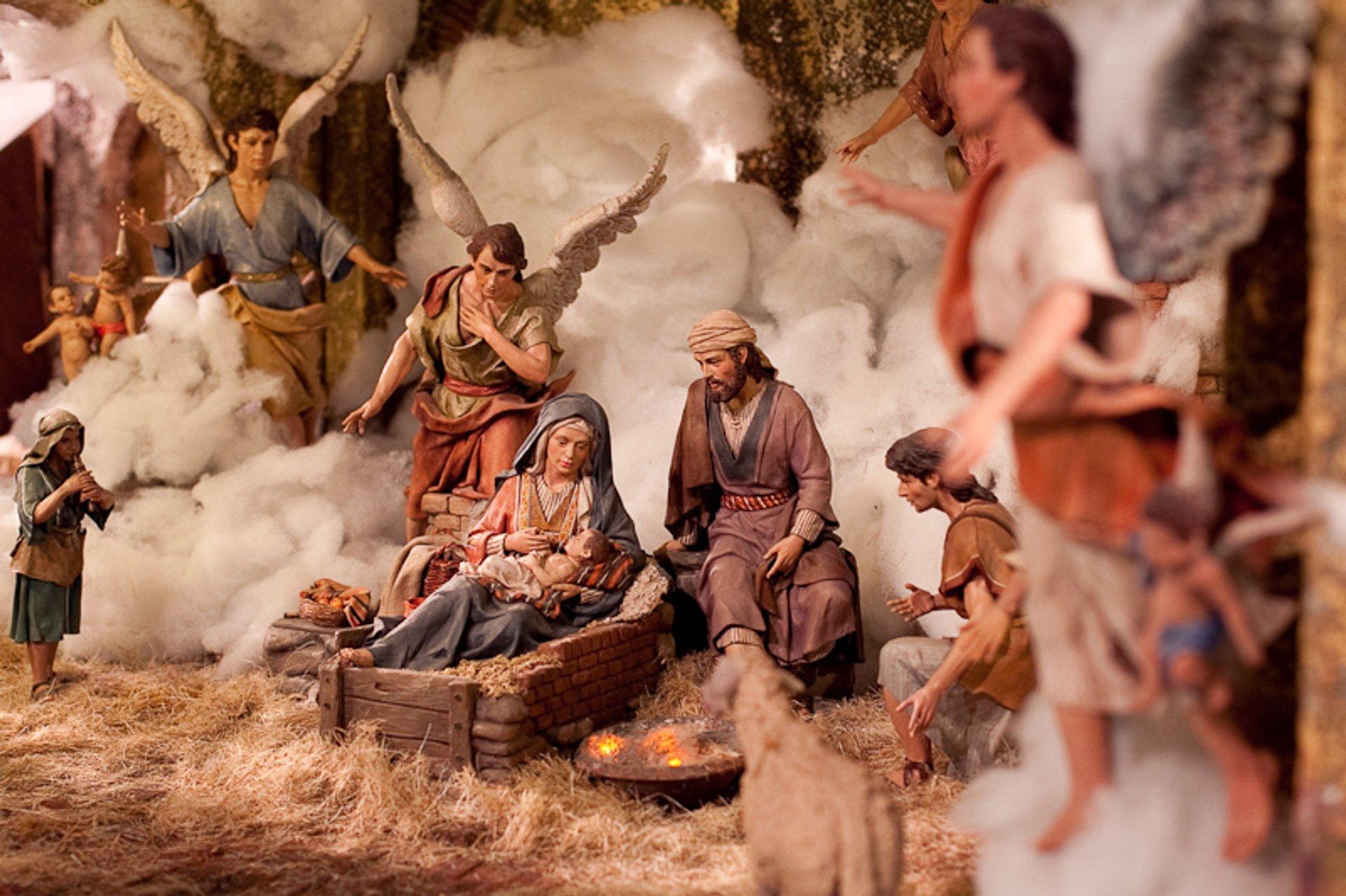 Christmas (Navidad) in Madrid 2020 - Best Time