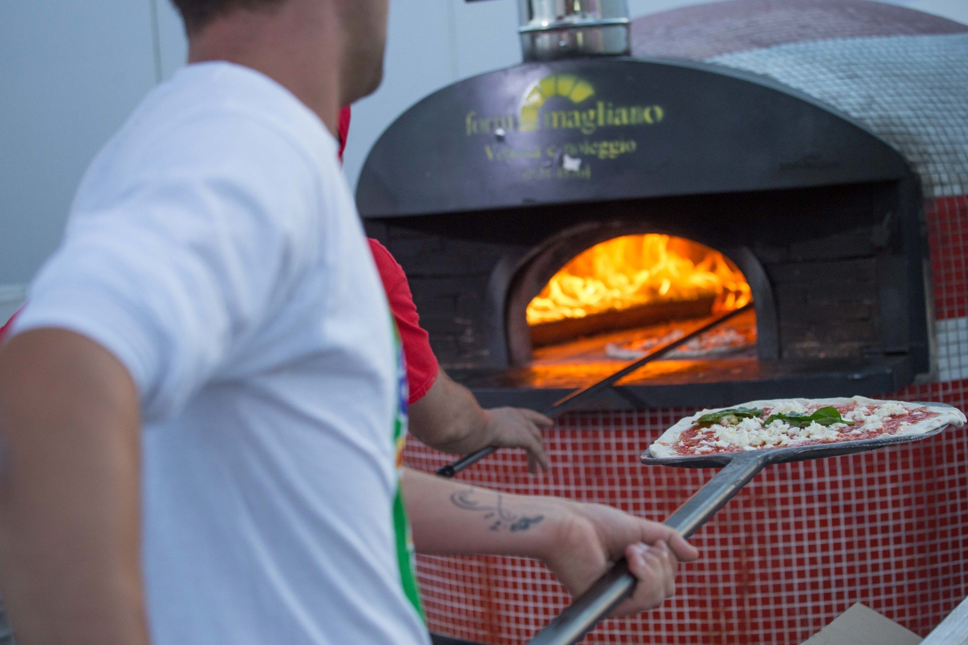 Napoli Pizza Village Festival in Naples and Pompeii - Best Season 2019