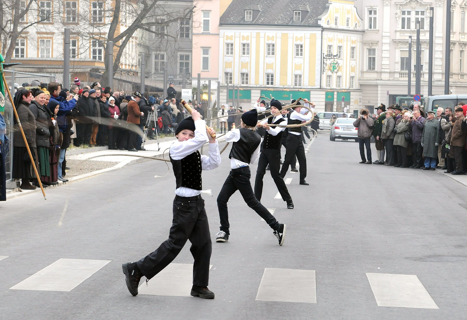 Aperschnalzen in Austria - Best Season 2020