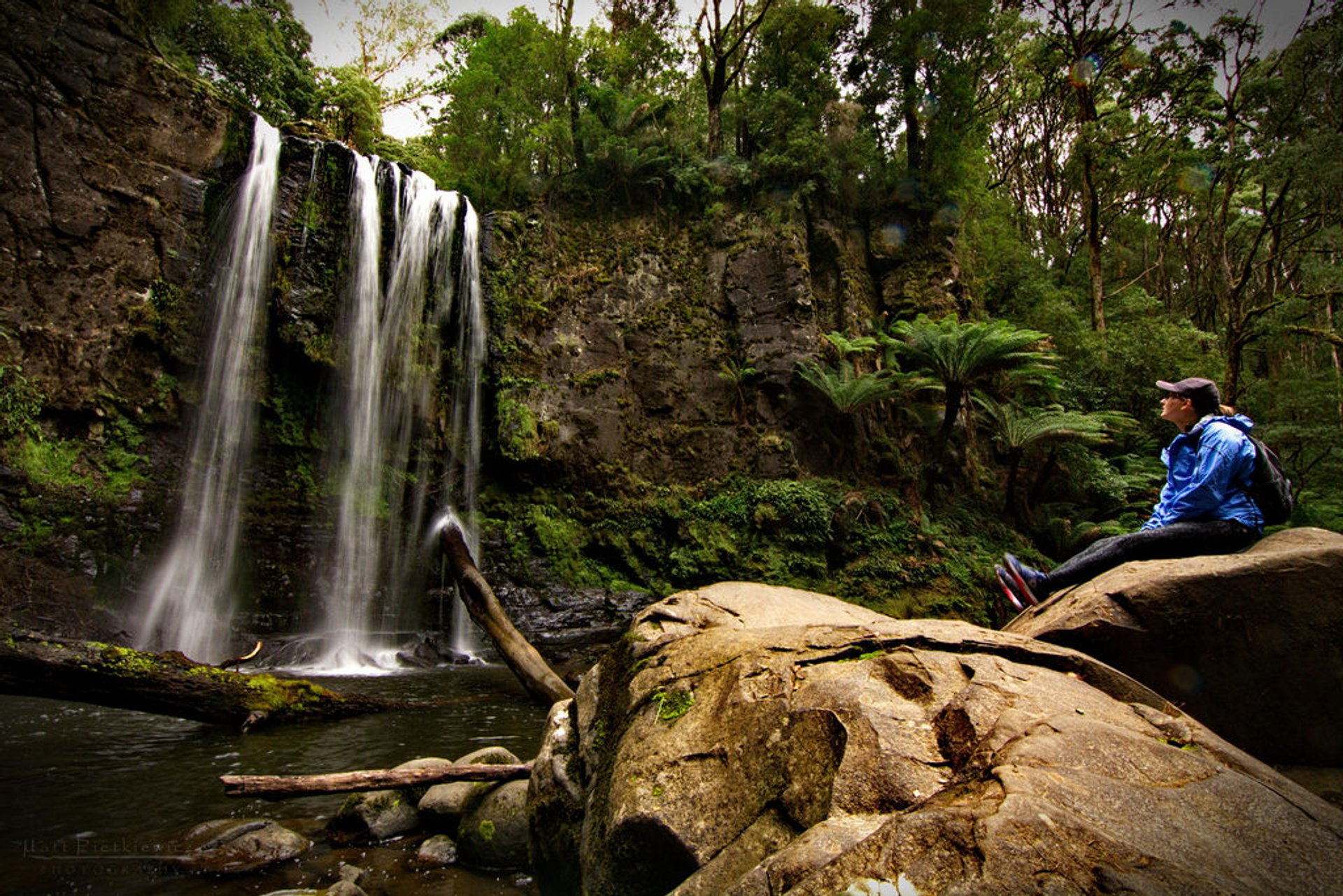 Waterfalls near Melbourne in Melbourne - Best Time