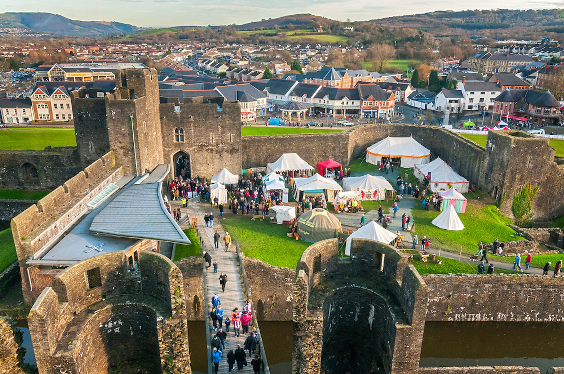 Christmas Markets or Fayres in Wales 2019 - Best Time