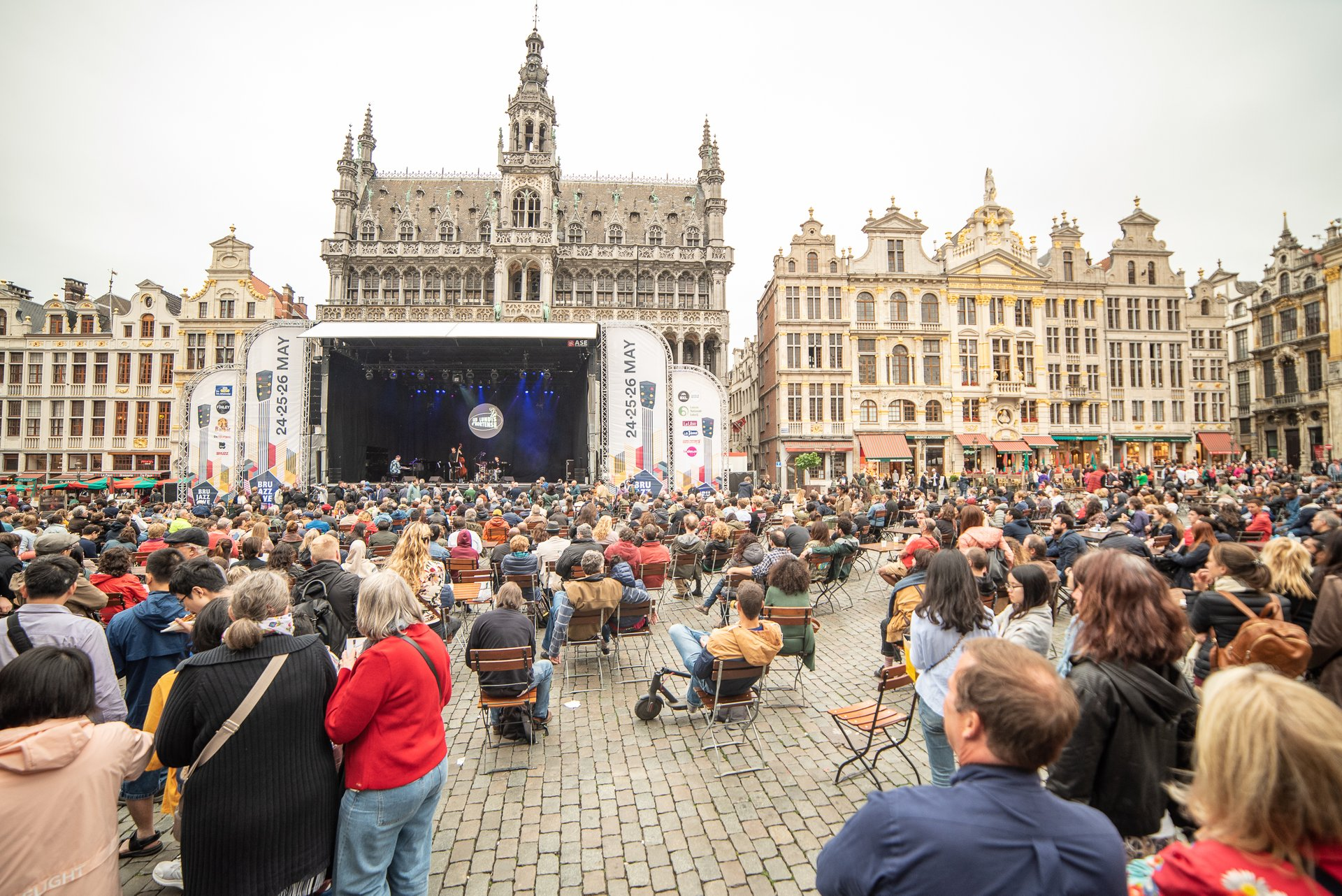 Brussels Jazz Weekend in Brussels - Best Season 2020