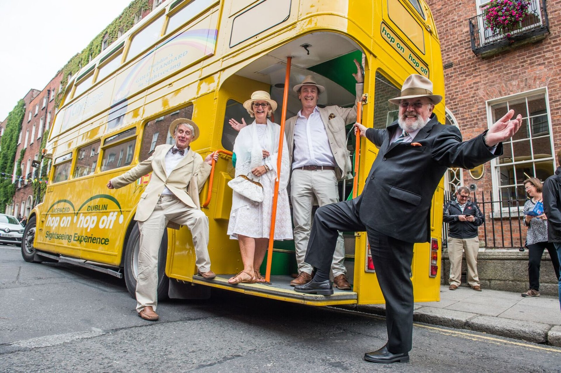 Best time for Bloomsday Festival in Dublin 2020
