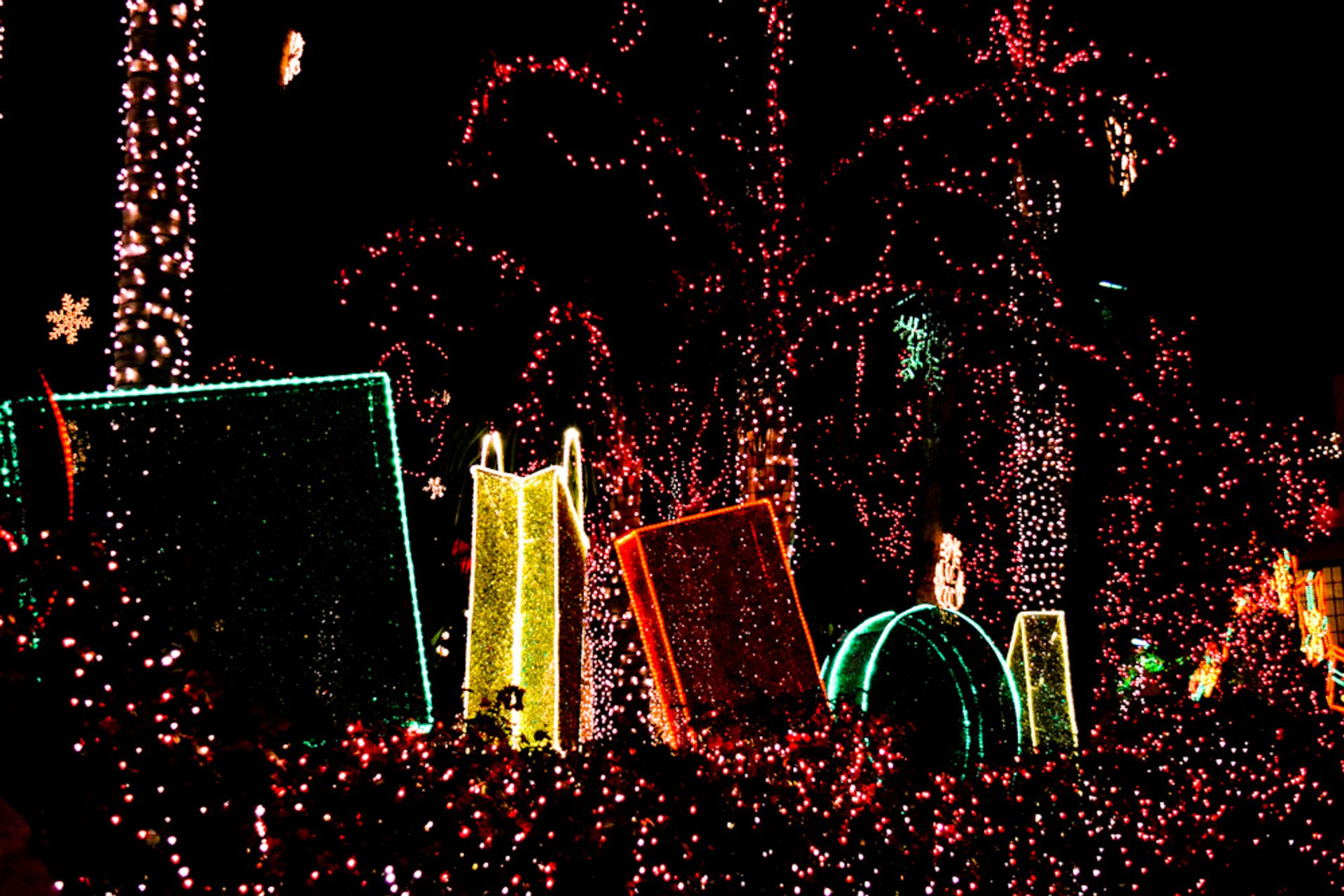 Mission Inn Festival of Lights 2020
