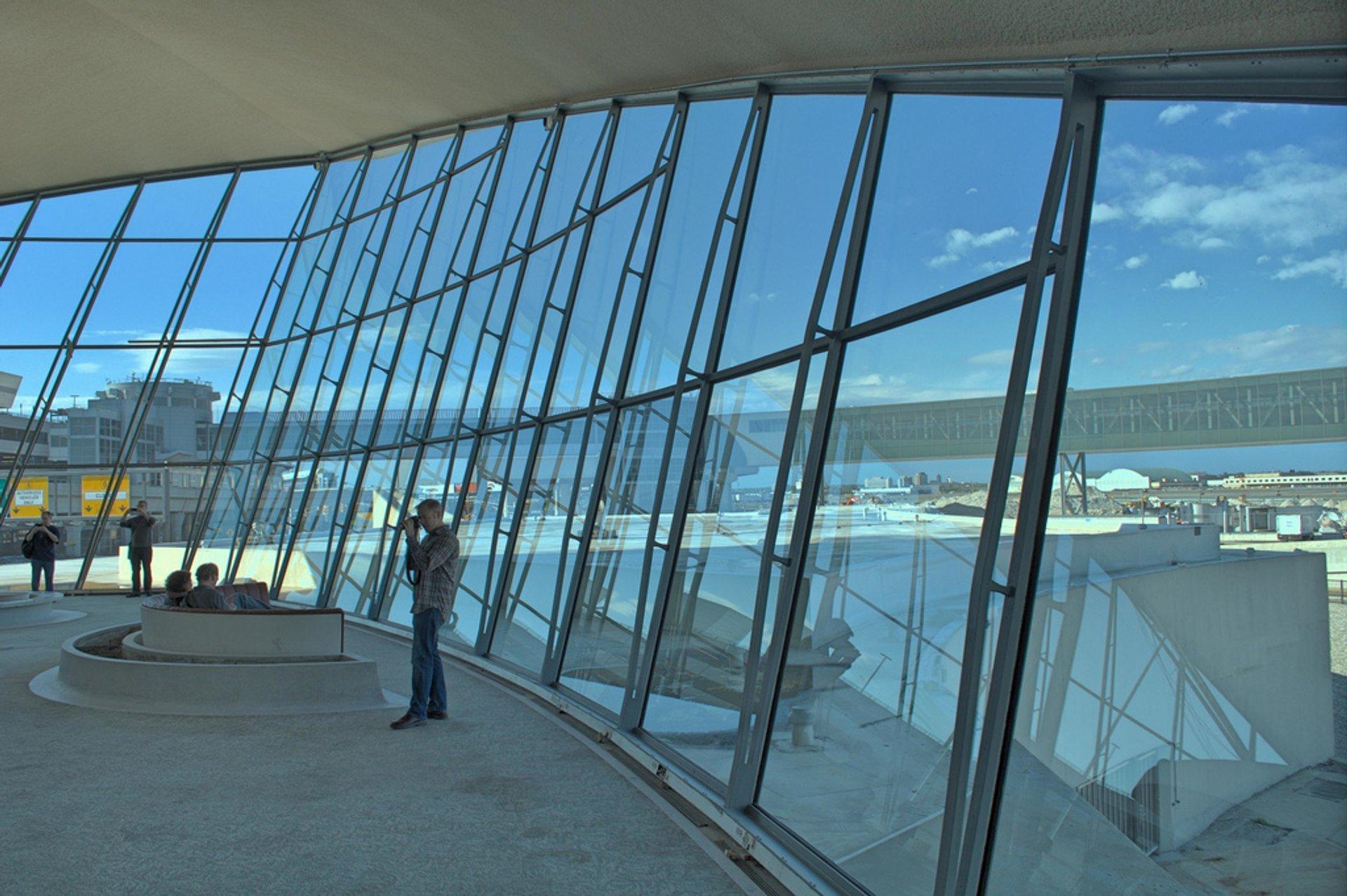 TWA Flight Center Open House NYC 2020