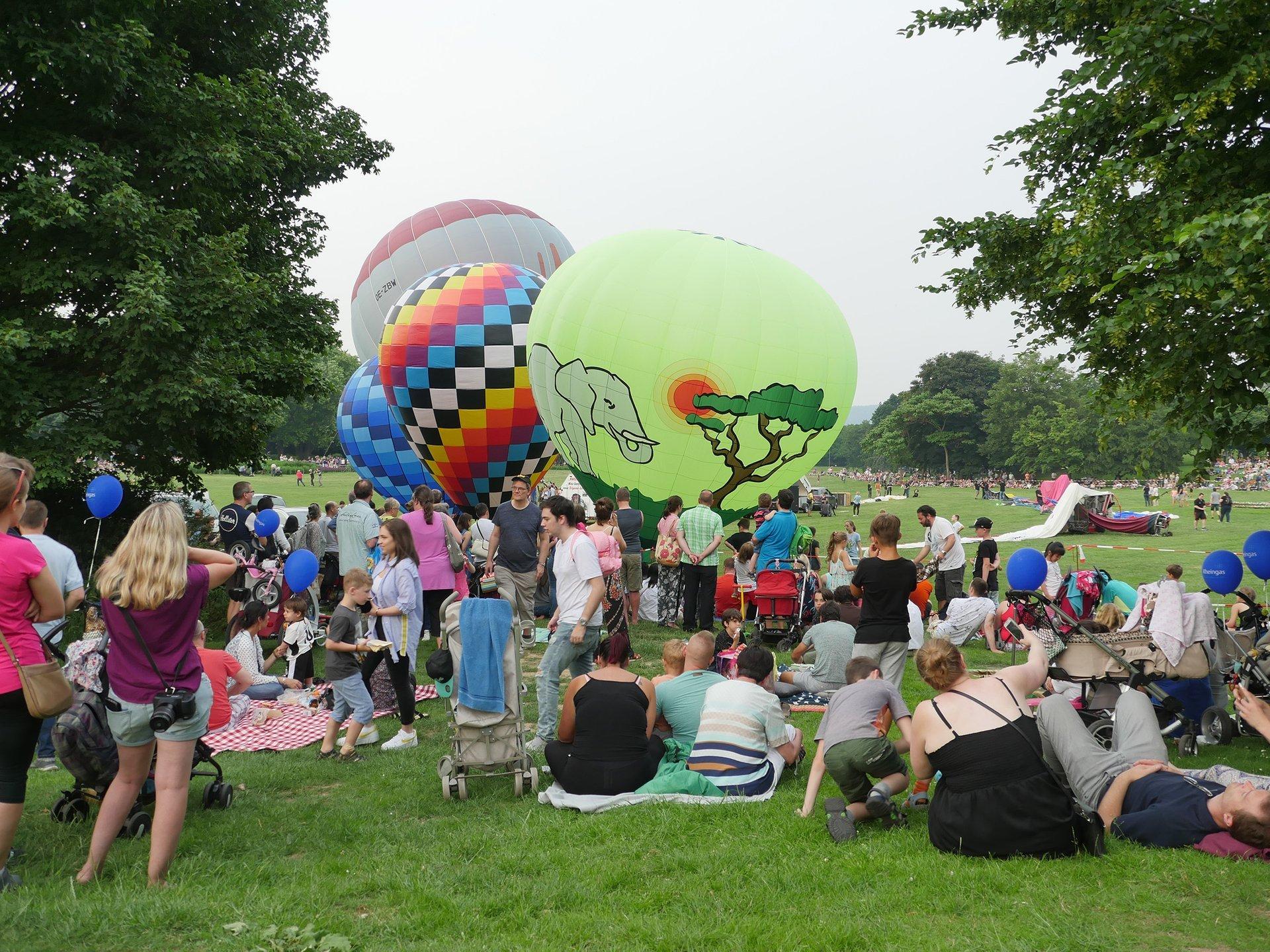 Ballonfestival Bonn in Germany - Best Season 2020