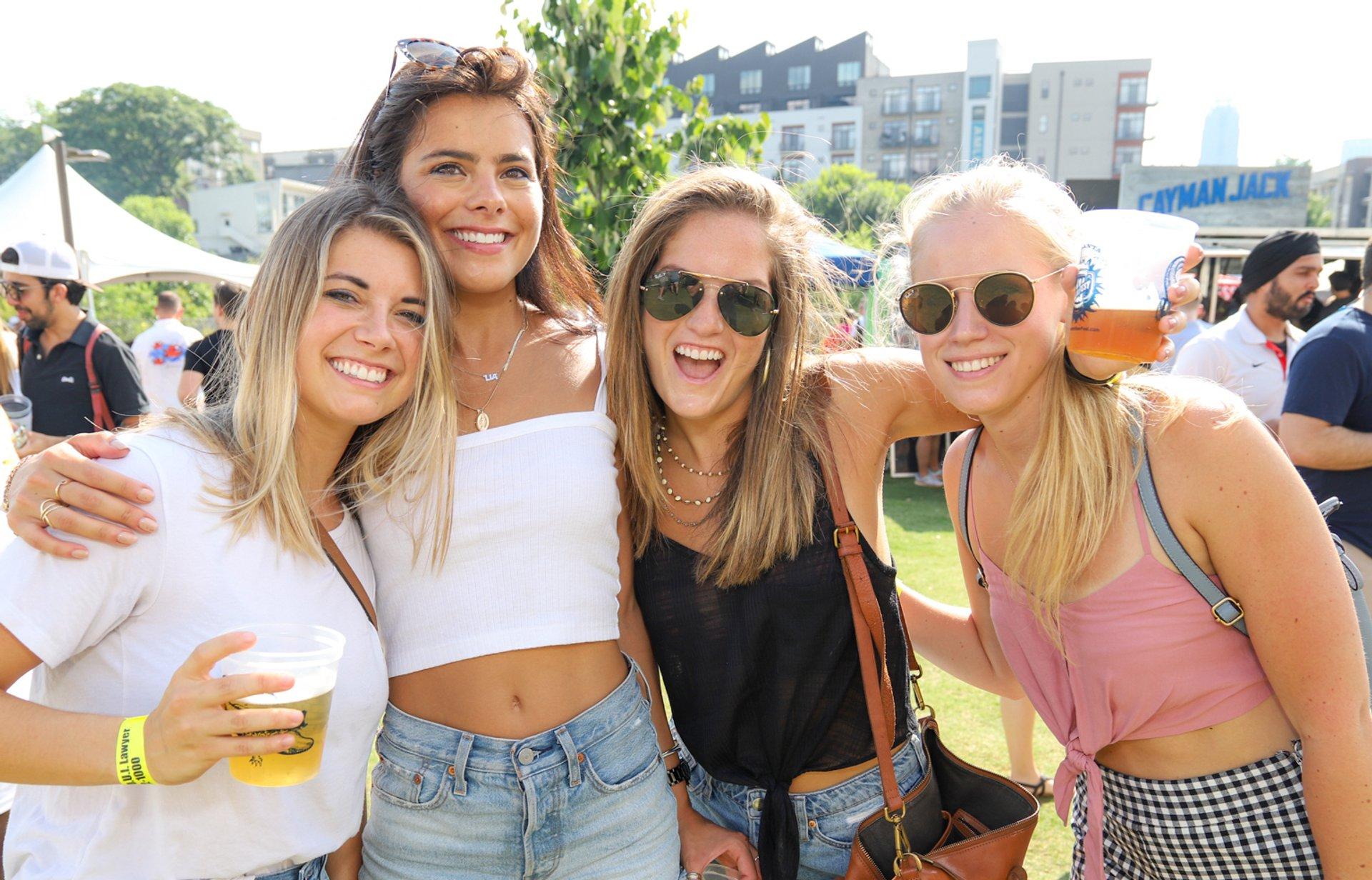 Atlanta Summer Beer Fest in Atlanta - Best Season 2020