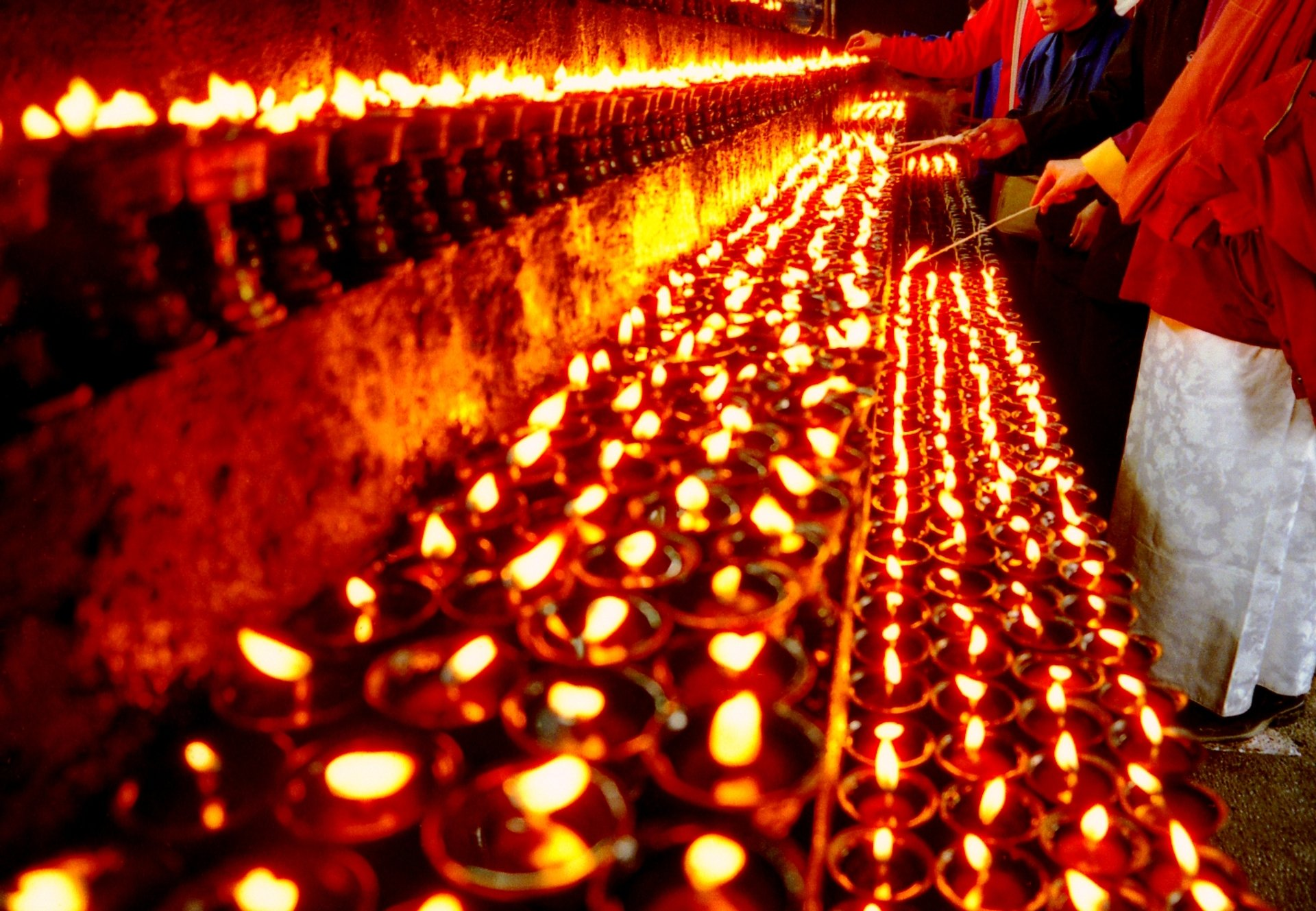 Butter Lamp Festival in Tibet 2020 - Best Time