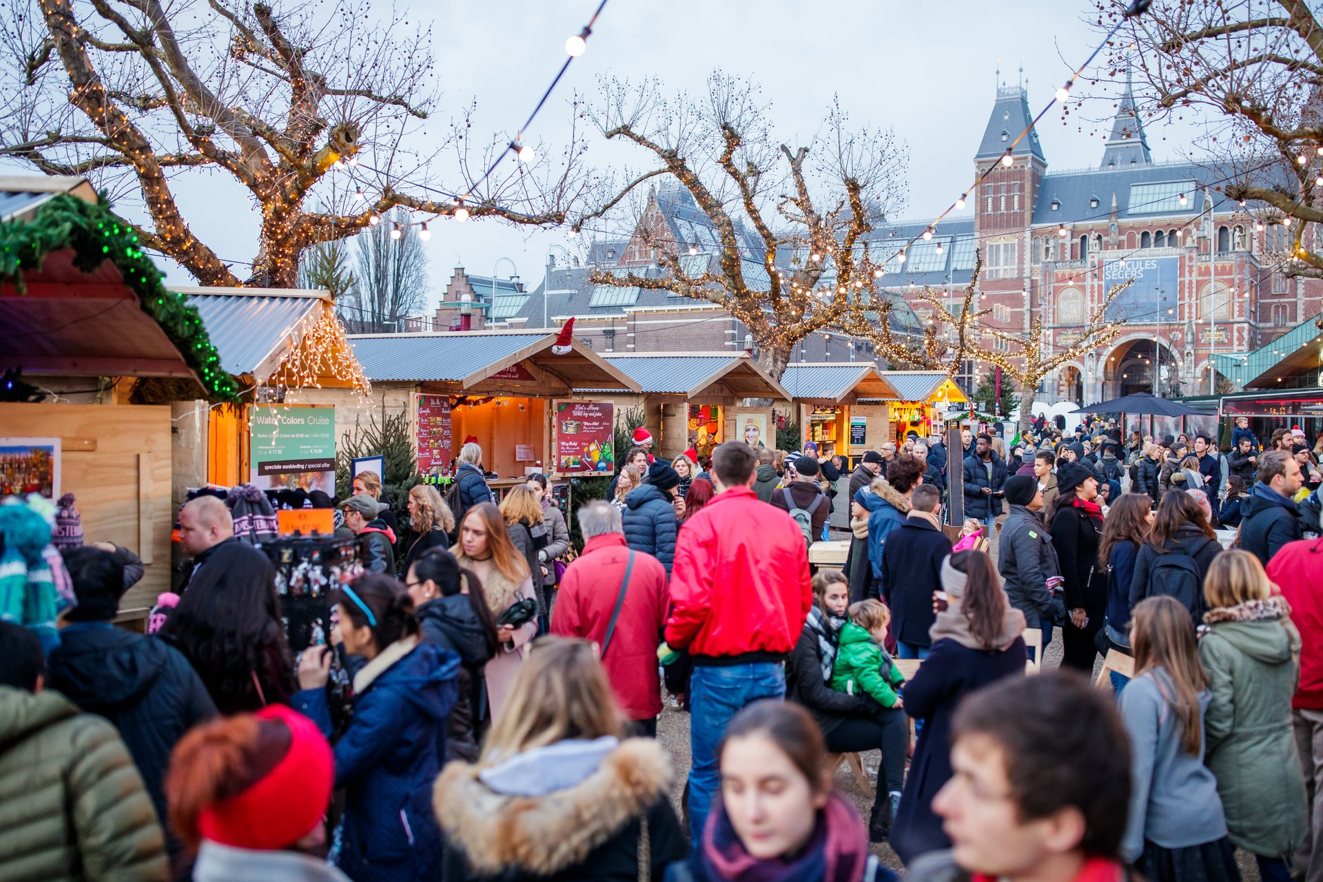 Best time to see Christmas Markets in Amsterdam 2019