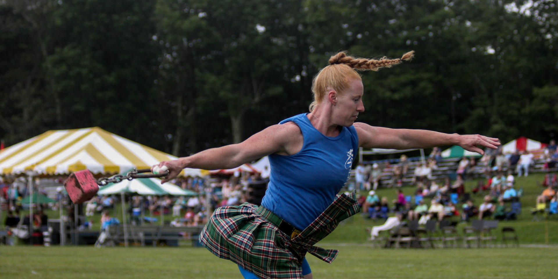 Best time for Grandfather Mountain Highland Games 2020