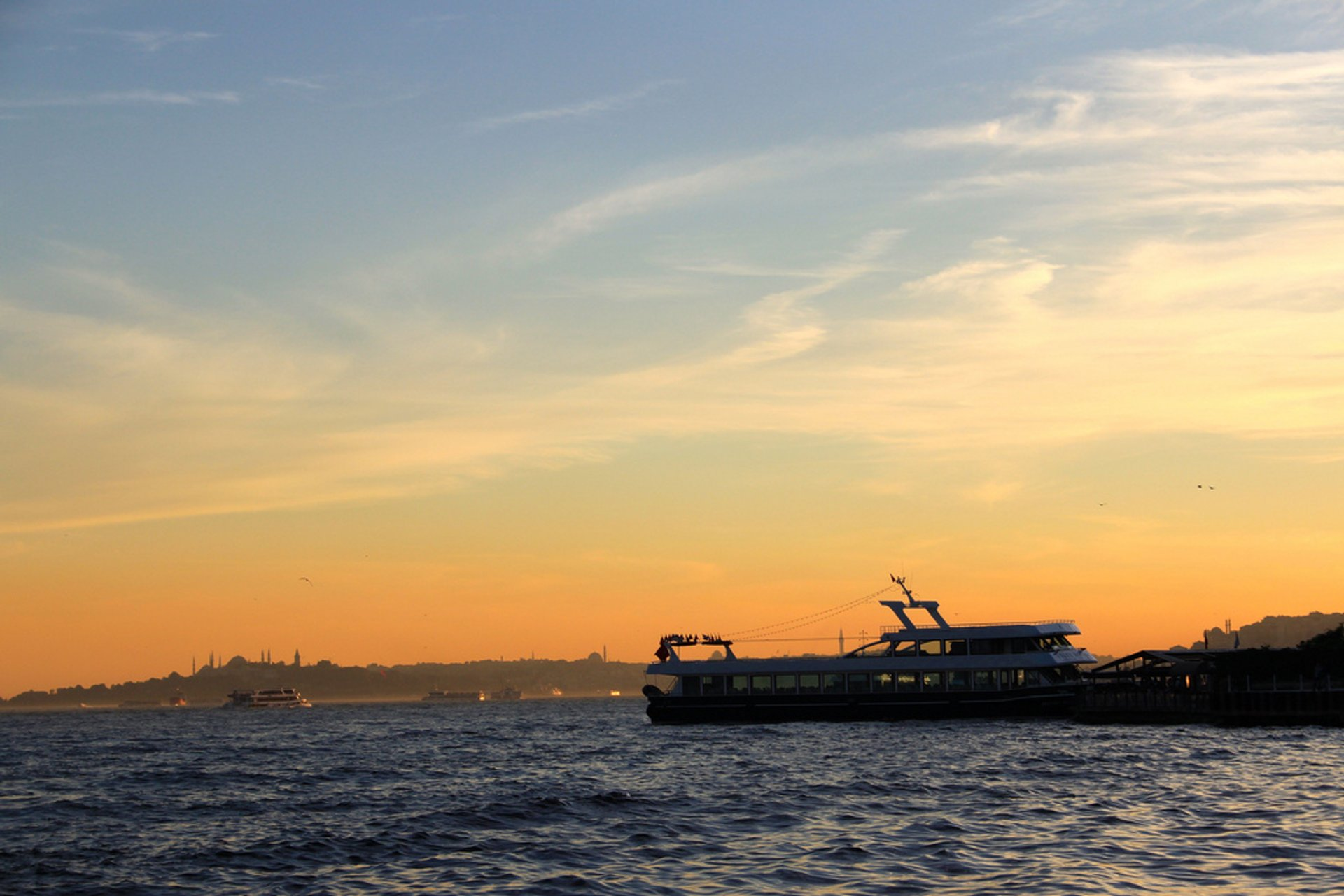 Sunset Bosphorus Cruise in Istanbul - Best Time
