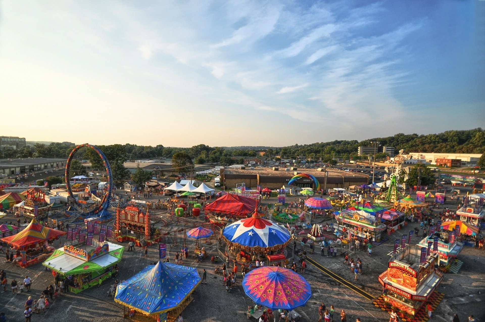 Maryland State Fair in Maryland 2020 - Best Time