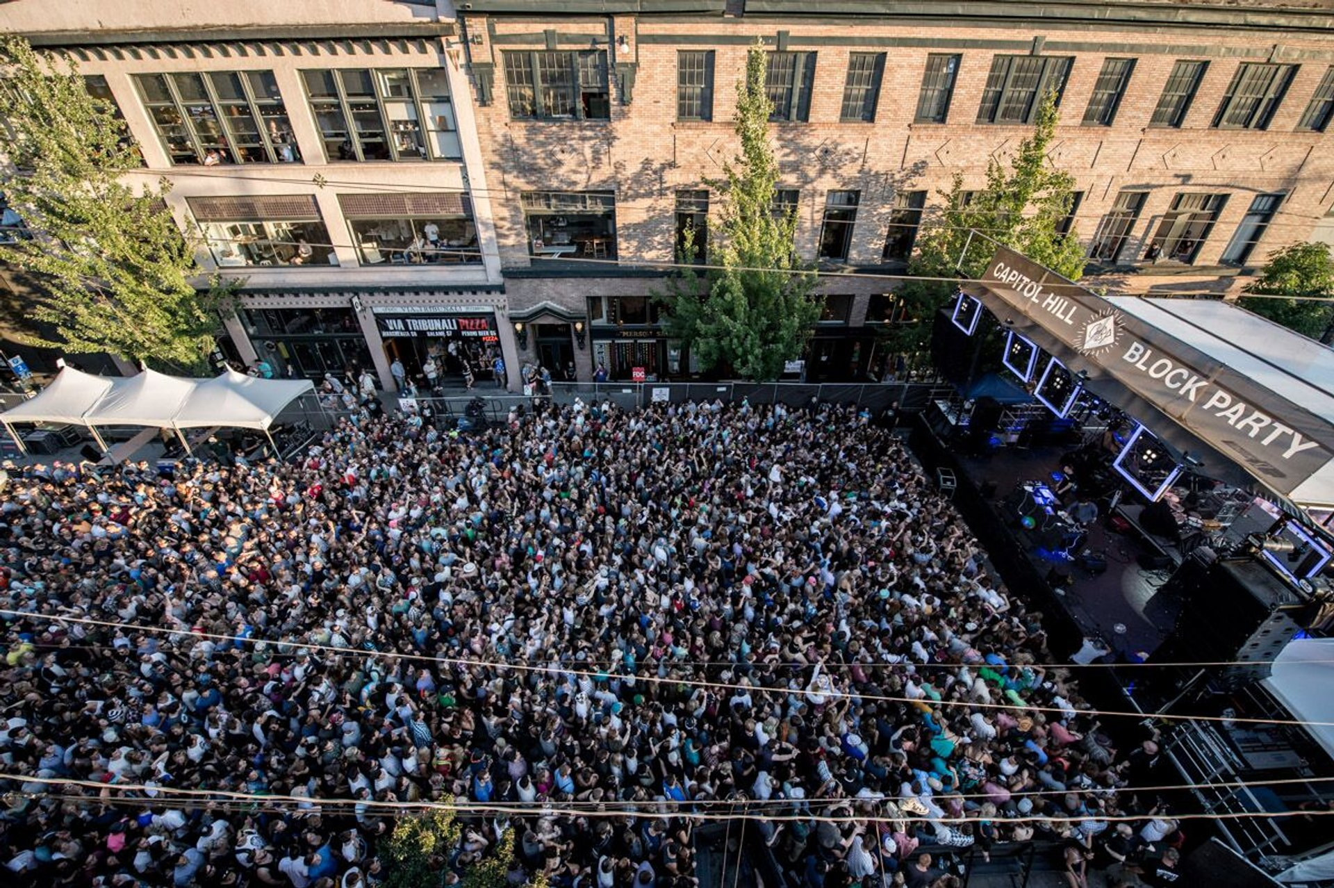 Best time to see Capitol Hill Block Party in Seattle 2020