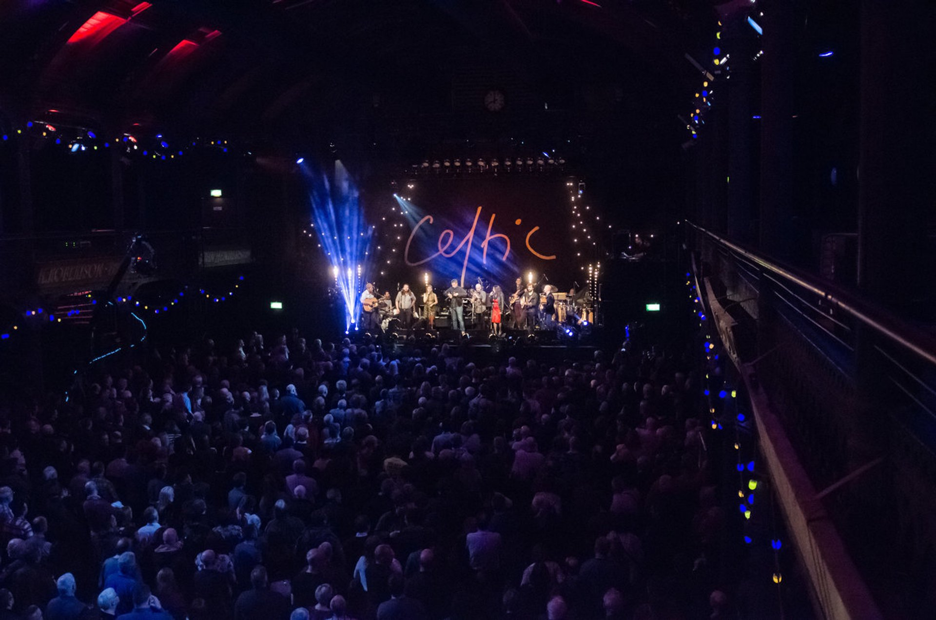 Best time for Celtic Connections in Scotland