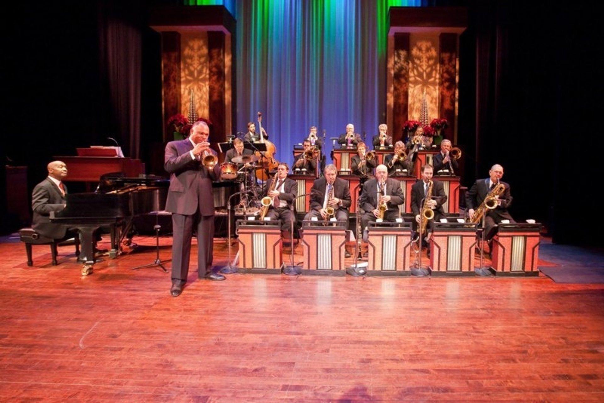Columbus Jazz Orchestra 2020