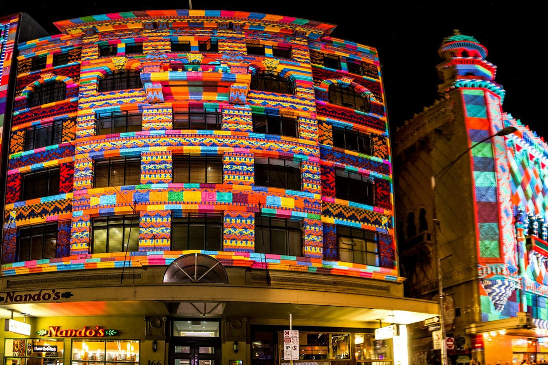 Best time for White Night Melbourne in Melbourne