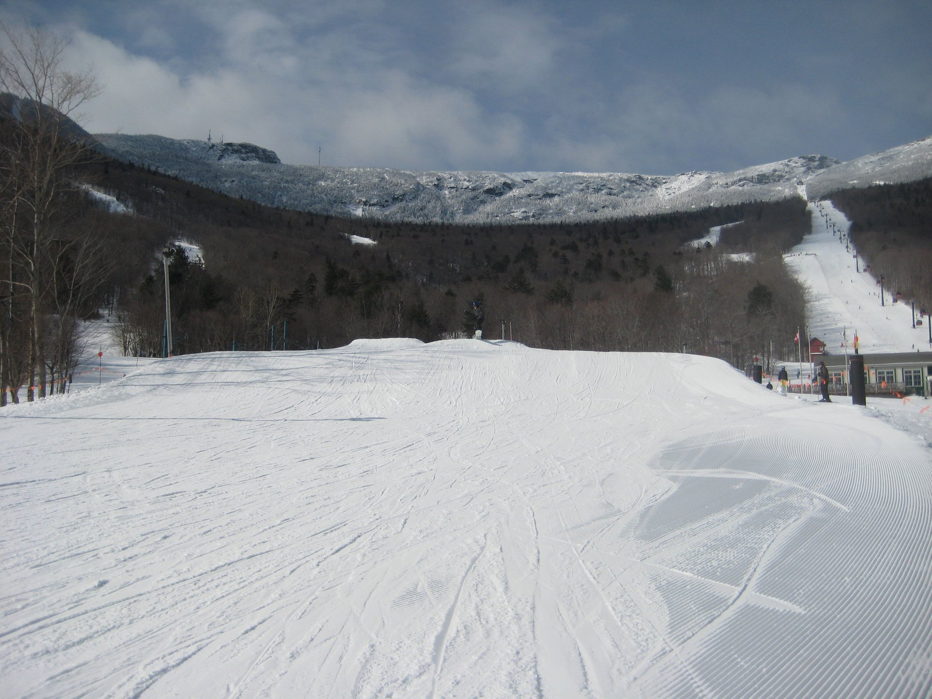 Best time to see Skiing and Snowboarding  in Vermont 2020