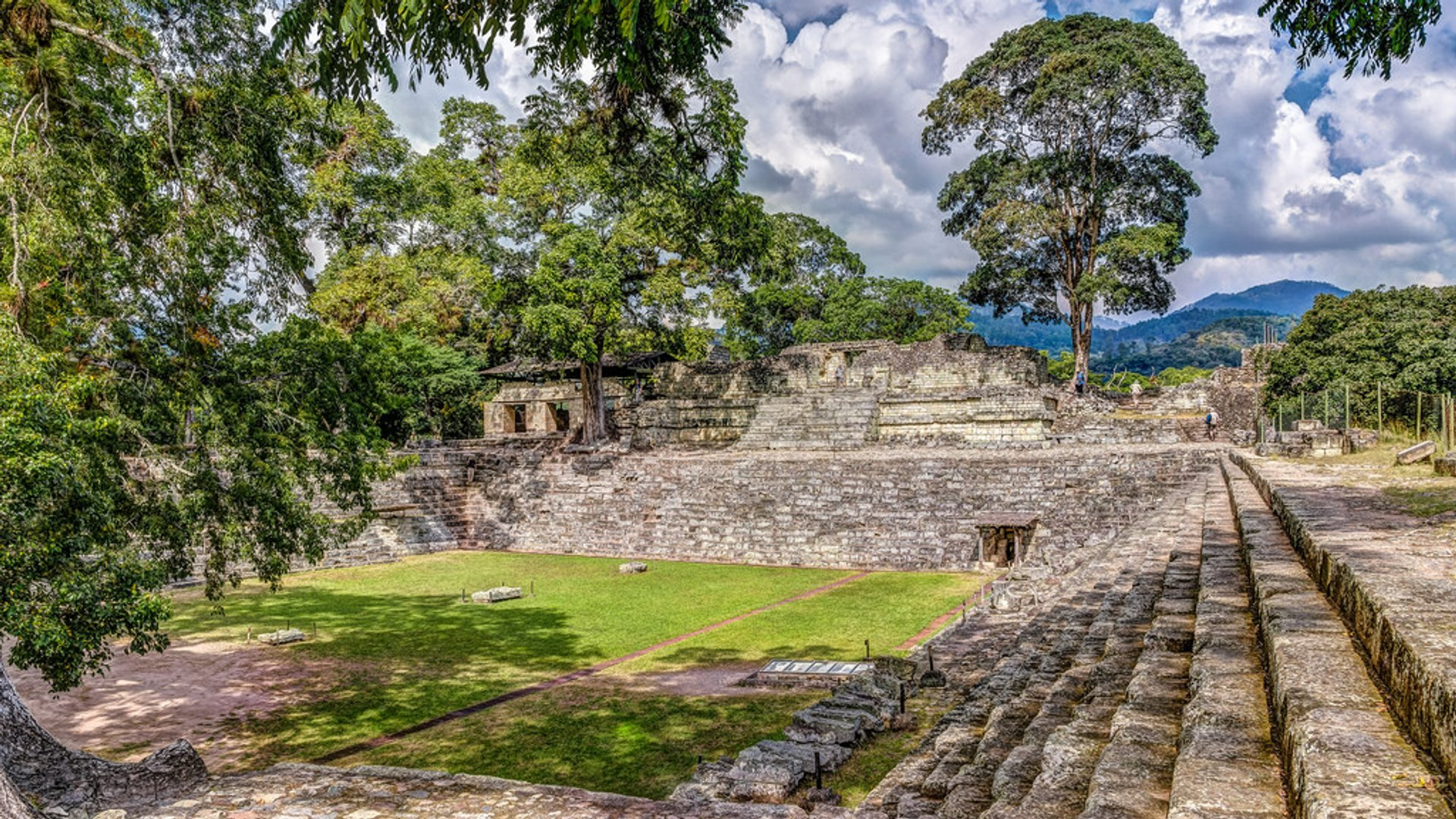 Best time for Mayan Ruins in Copán in Honduras