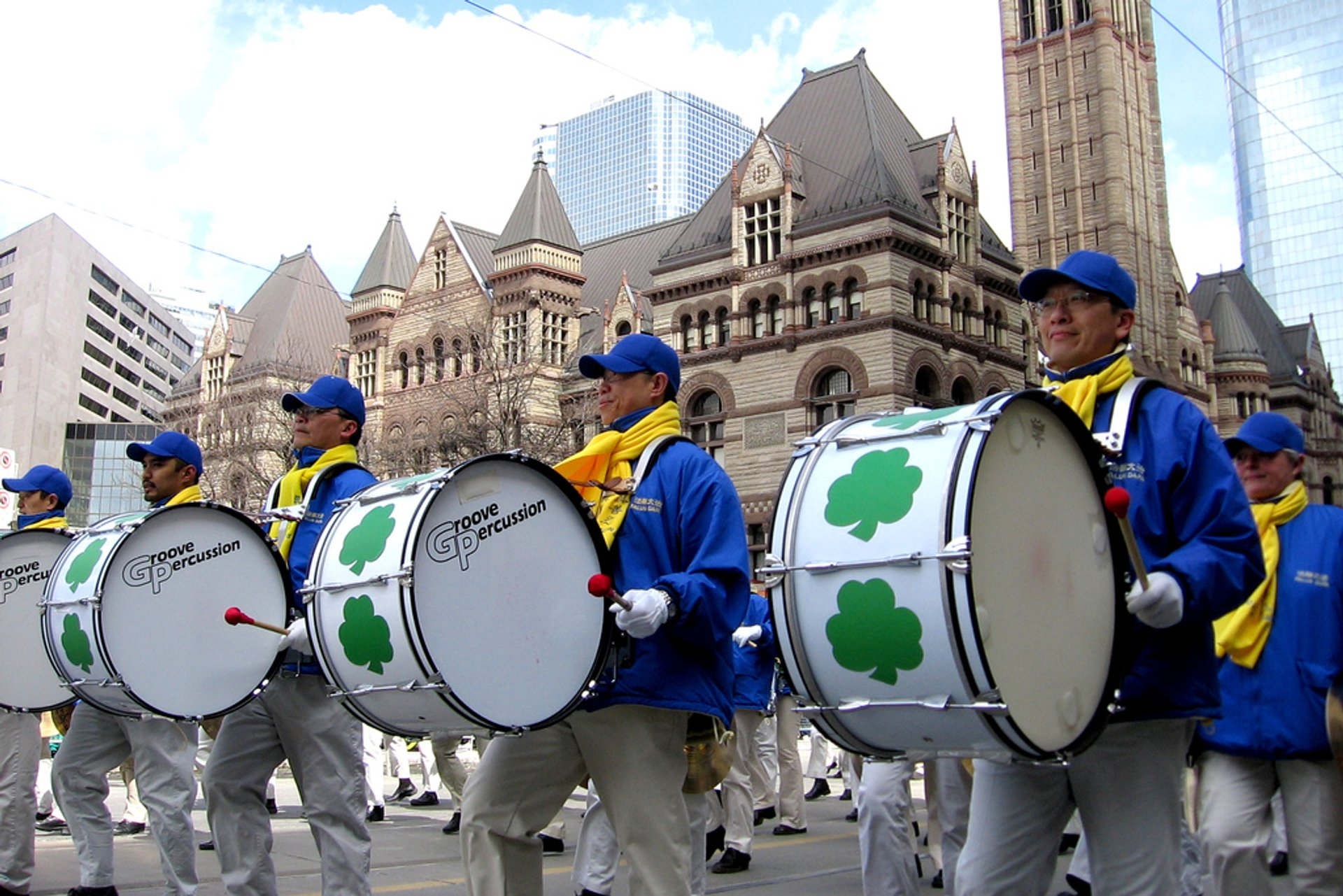 Best time for St. Patrick's Day Parade in Toronto 2020