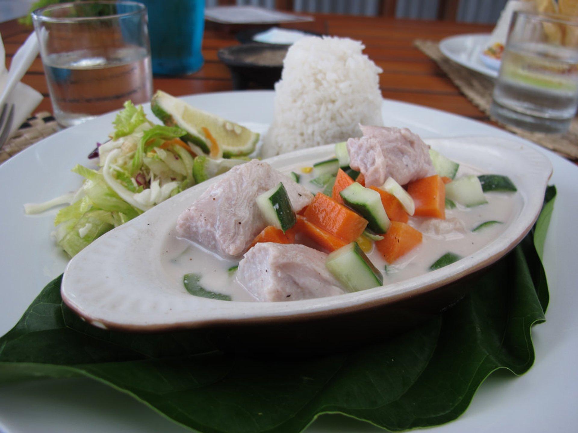 Kokoda (Fijian Ceviche) in Fiji 2020 - Best Time