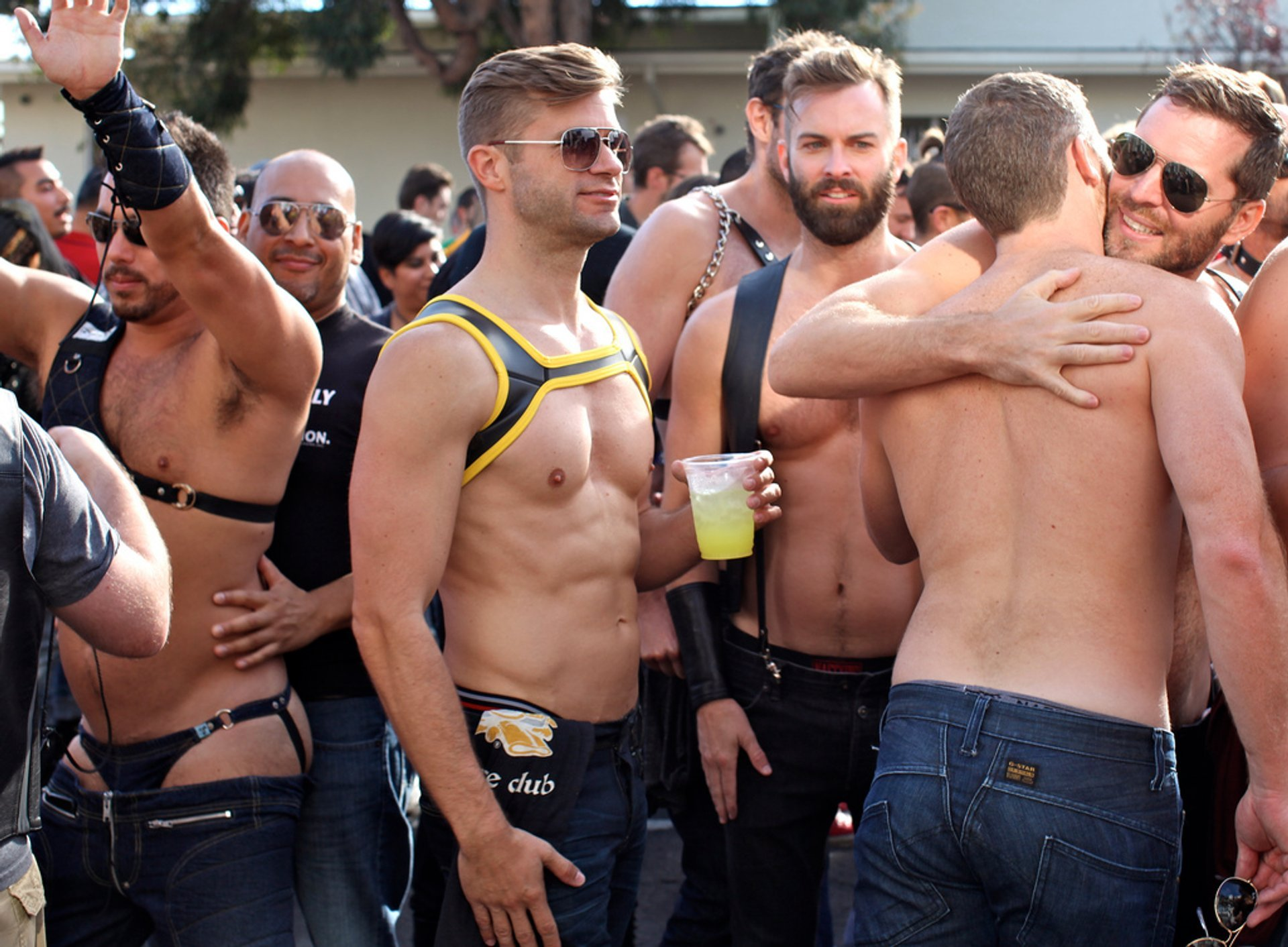 Gay events europe