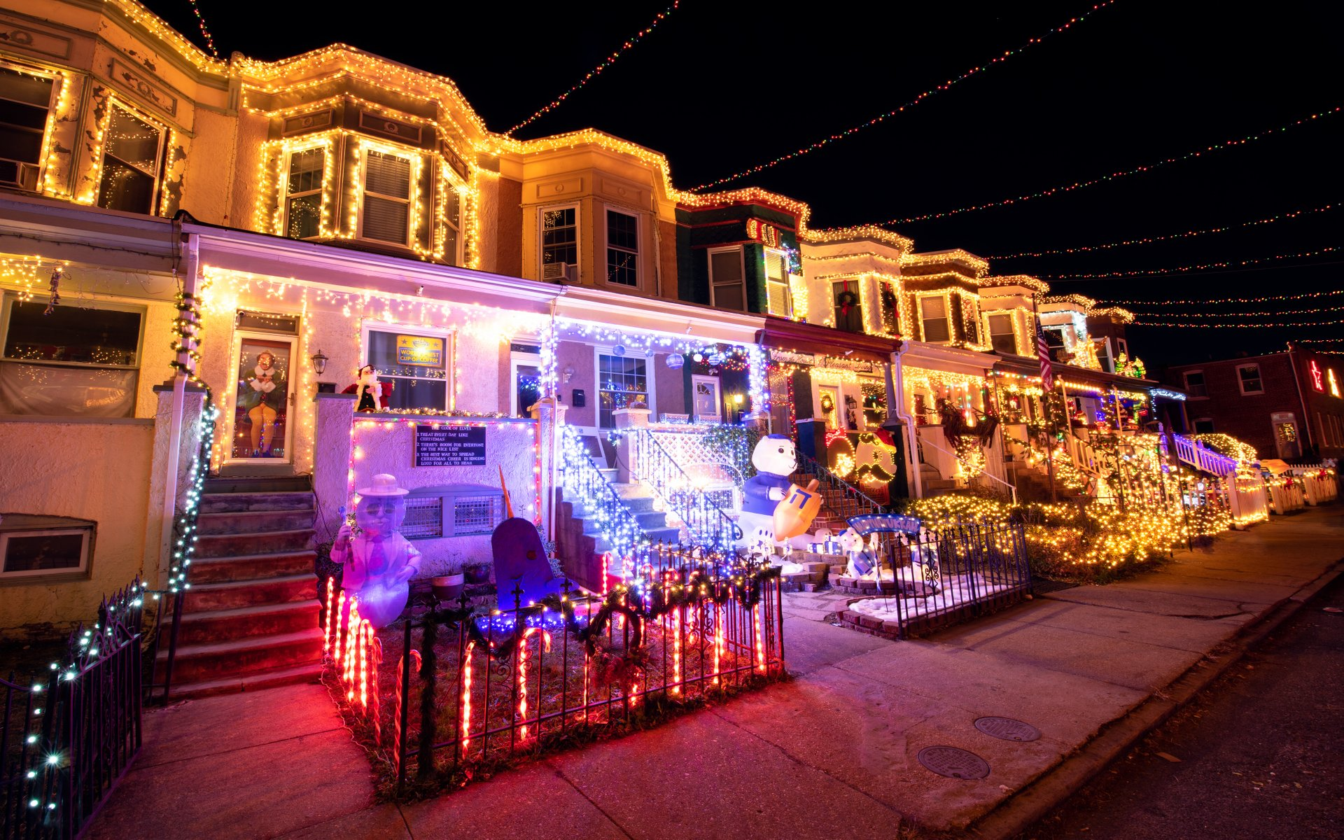 Baltimore's Miracle on 34th Street 2020