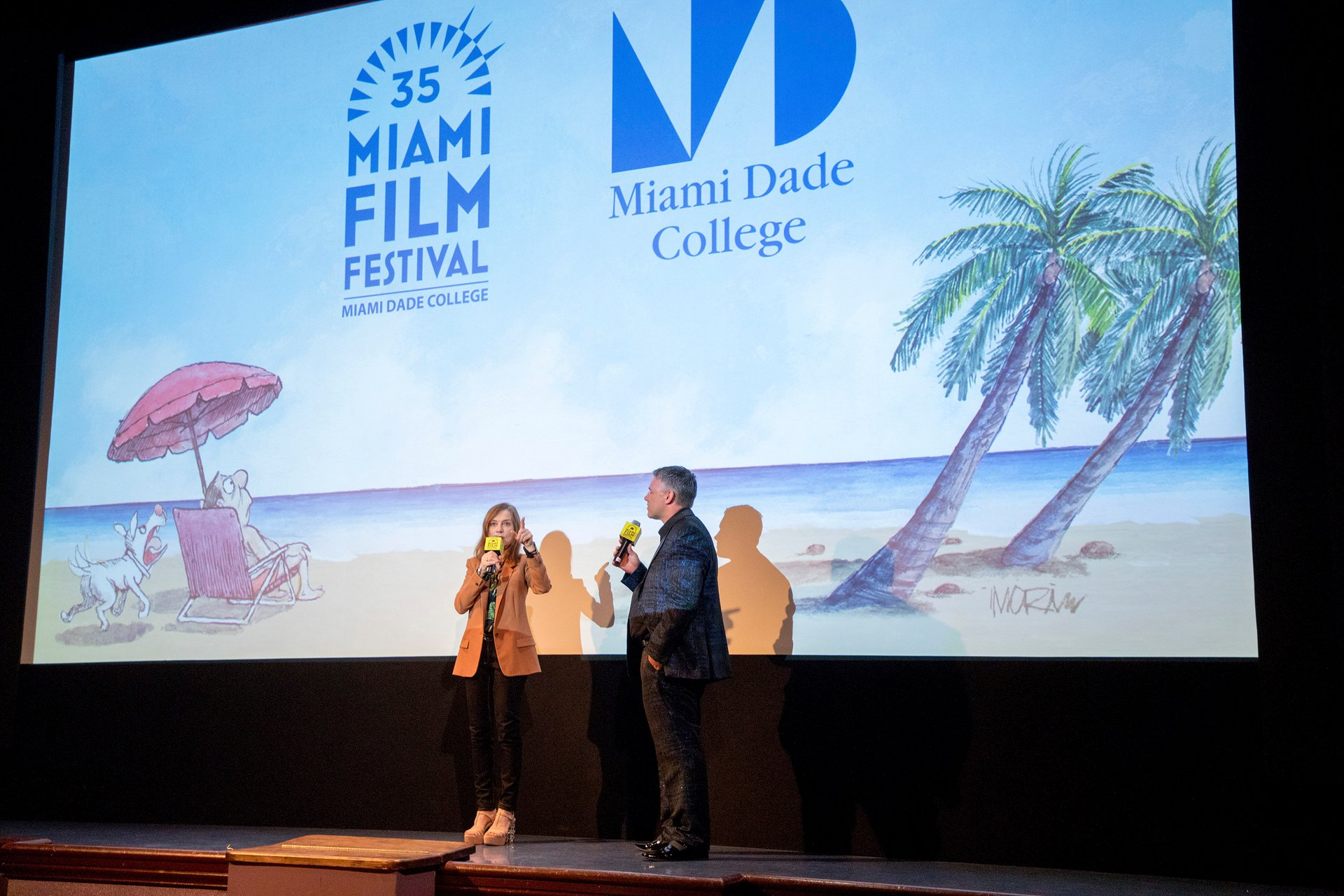 Best time for Miami Film Festival in Miami 2020