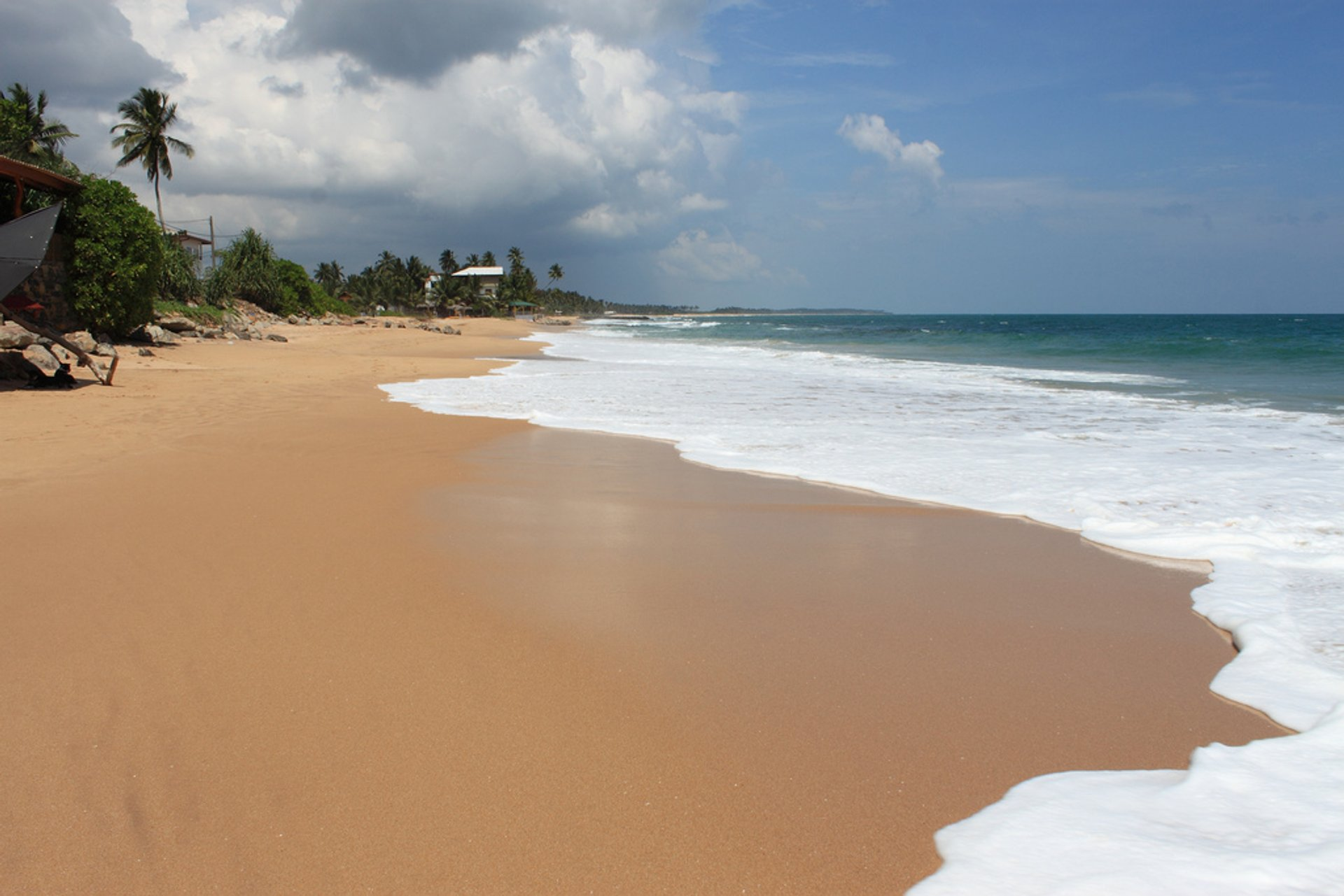 Beach Season on East Coast in Sri Lanka - Best Season 2020
