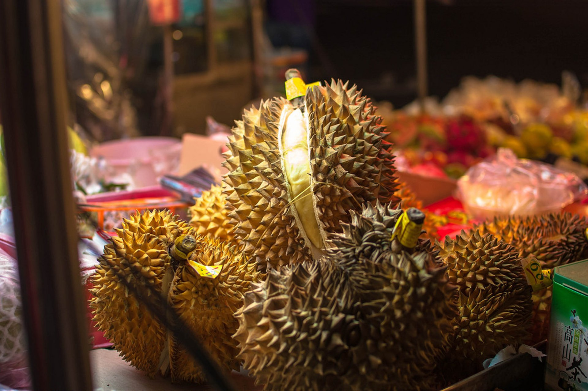 Durian in Taiwan - Best Season 2020