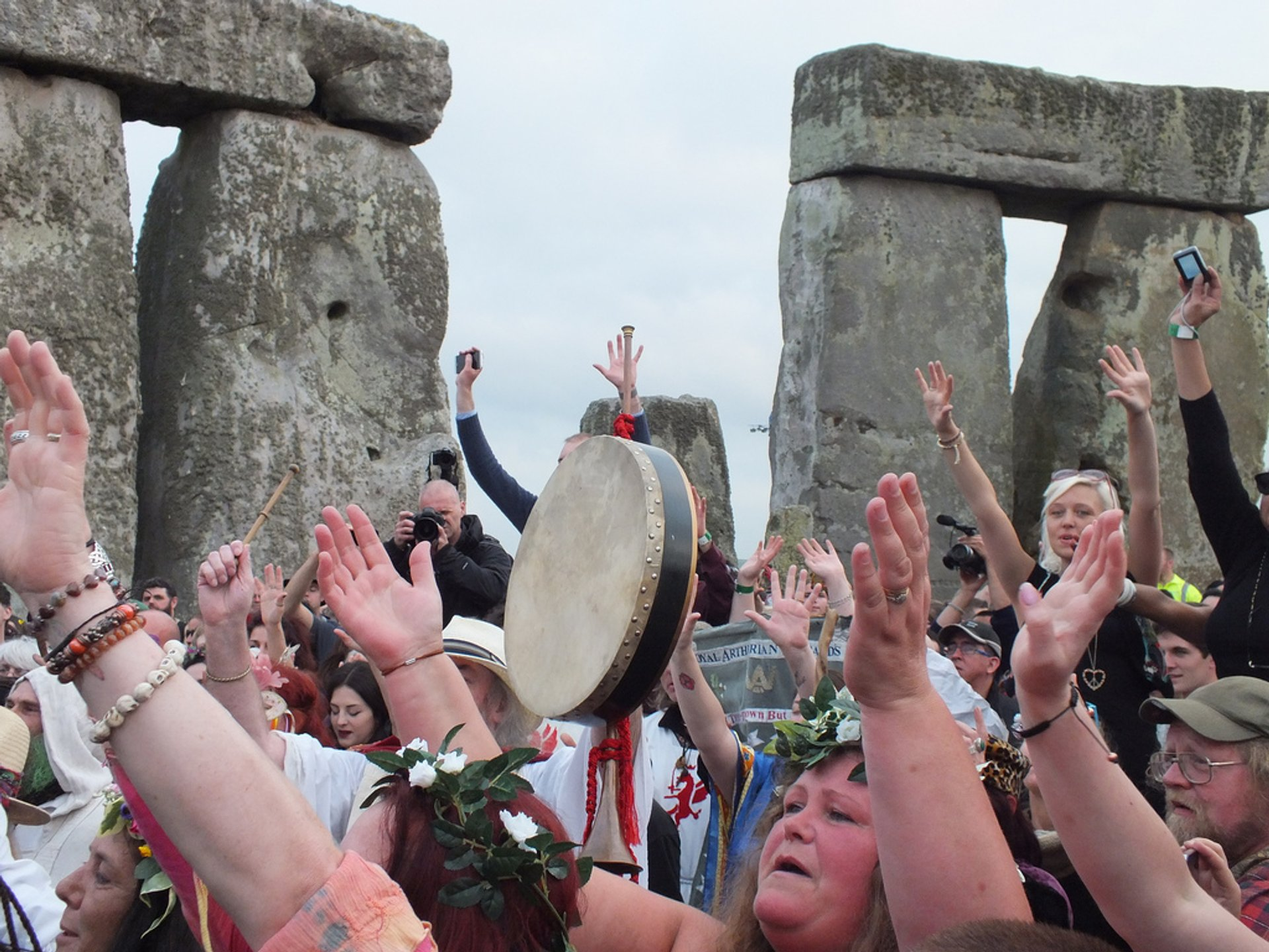 Stonehenge: Solstice and Equinox in England - Best Season 2020