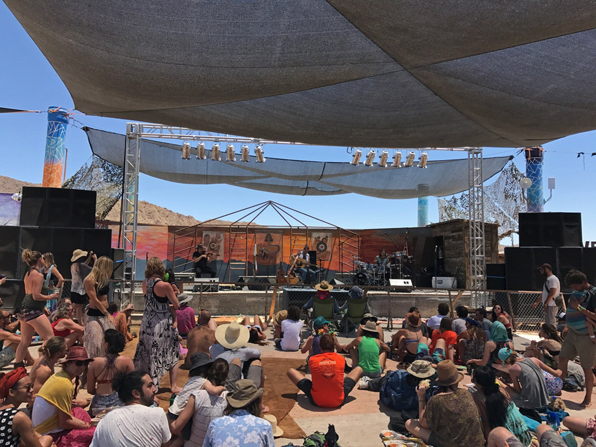 Joshua Tree Music Festival in California 2019 - Best Time