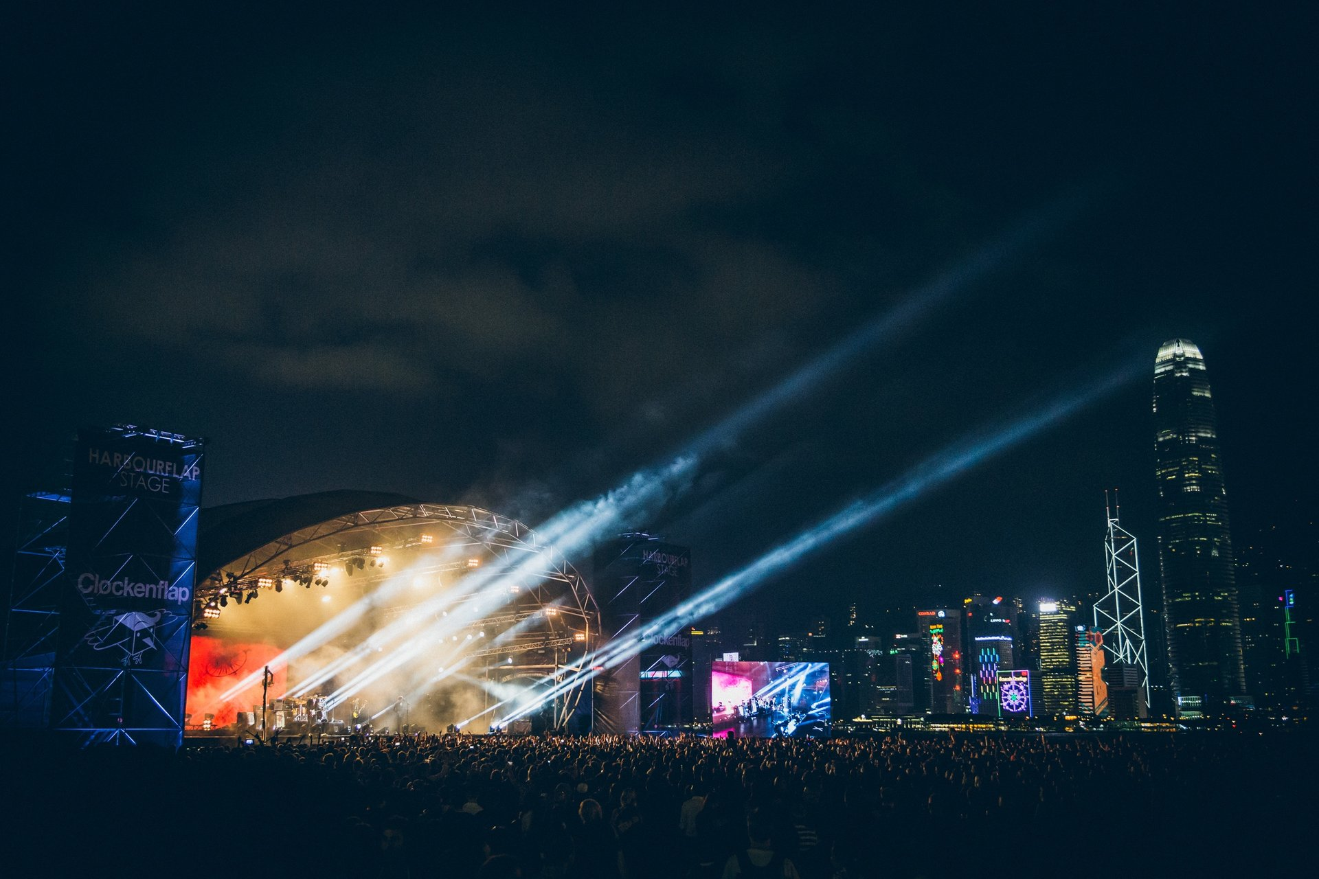 Clockenflap in Hong Kong - Best Season 2020