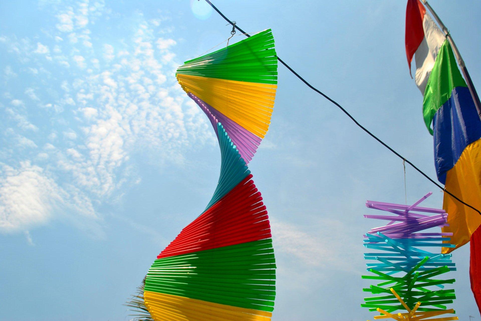 Rainbow Village (Kampung Pelangi) in Java - Best Season 2020