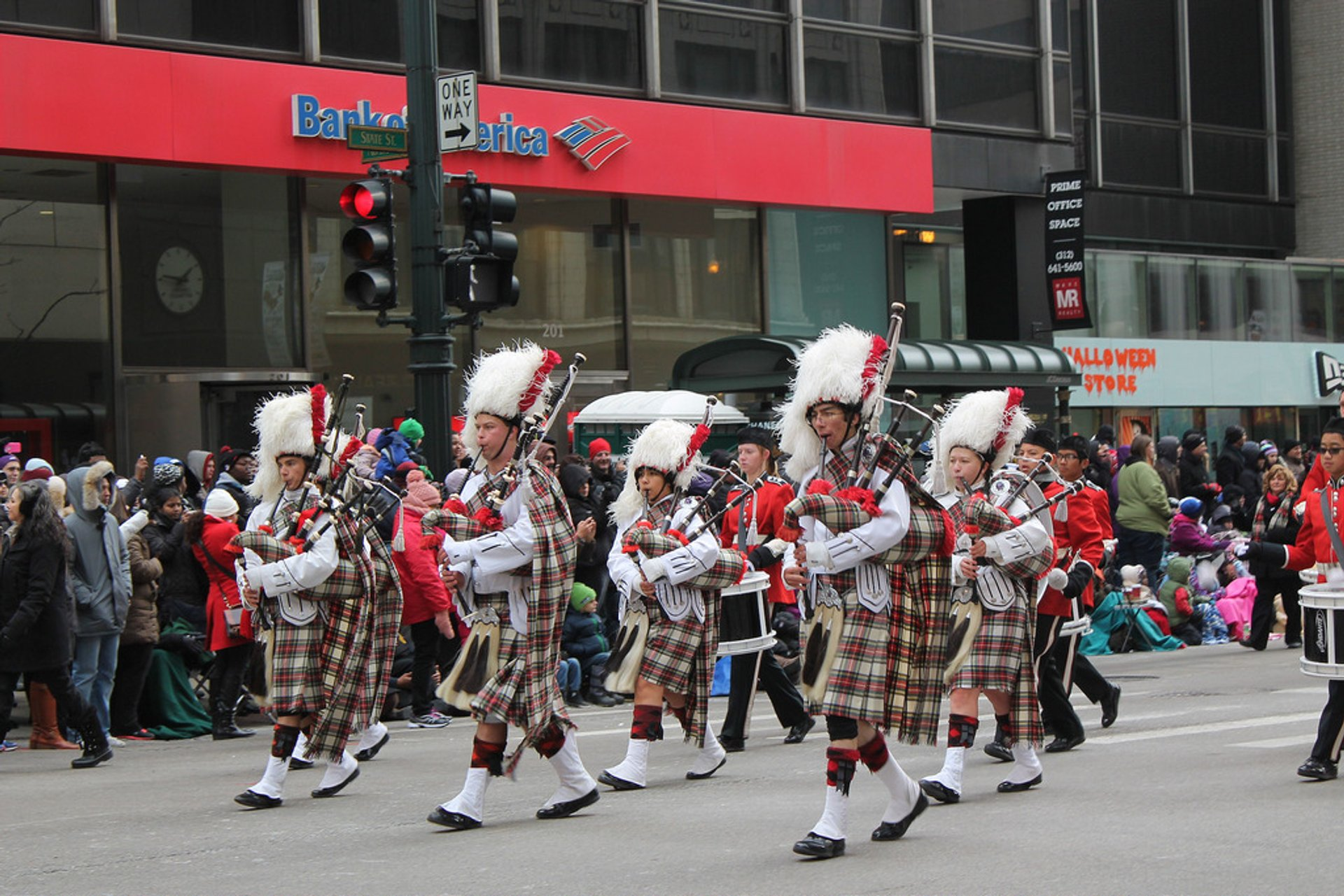 Best time to see Chicago Thanksgiving Parade in Chicago 2019