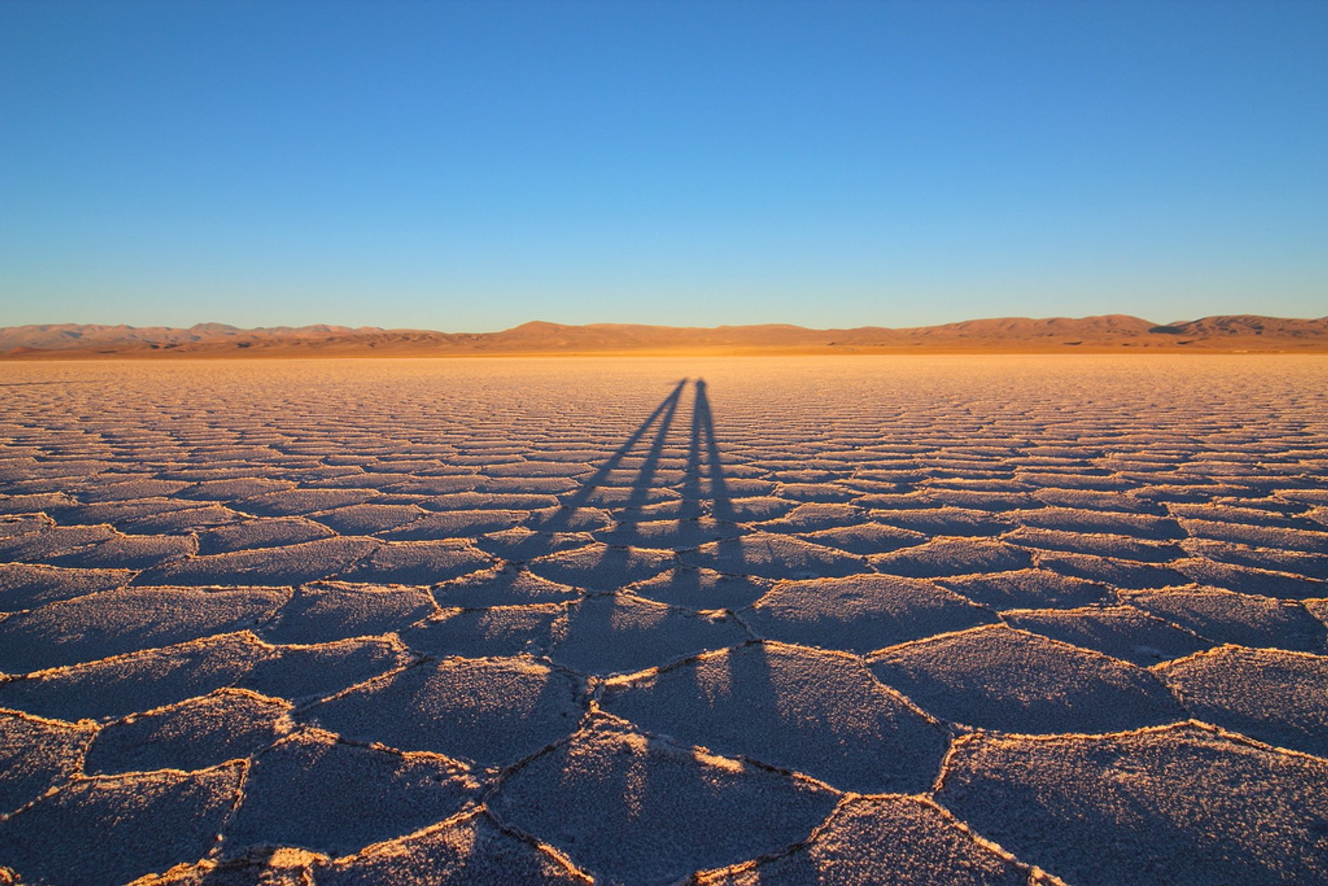 Dry Salinas Grandes in Argentina 2020 - Best Time